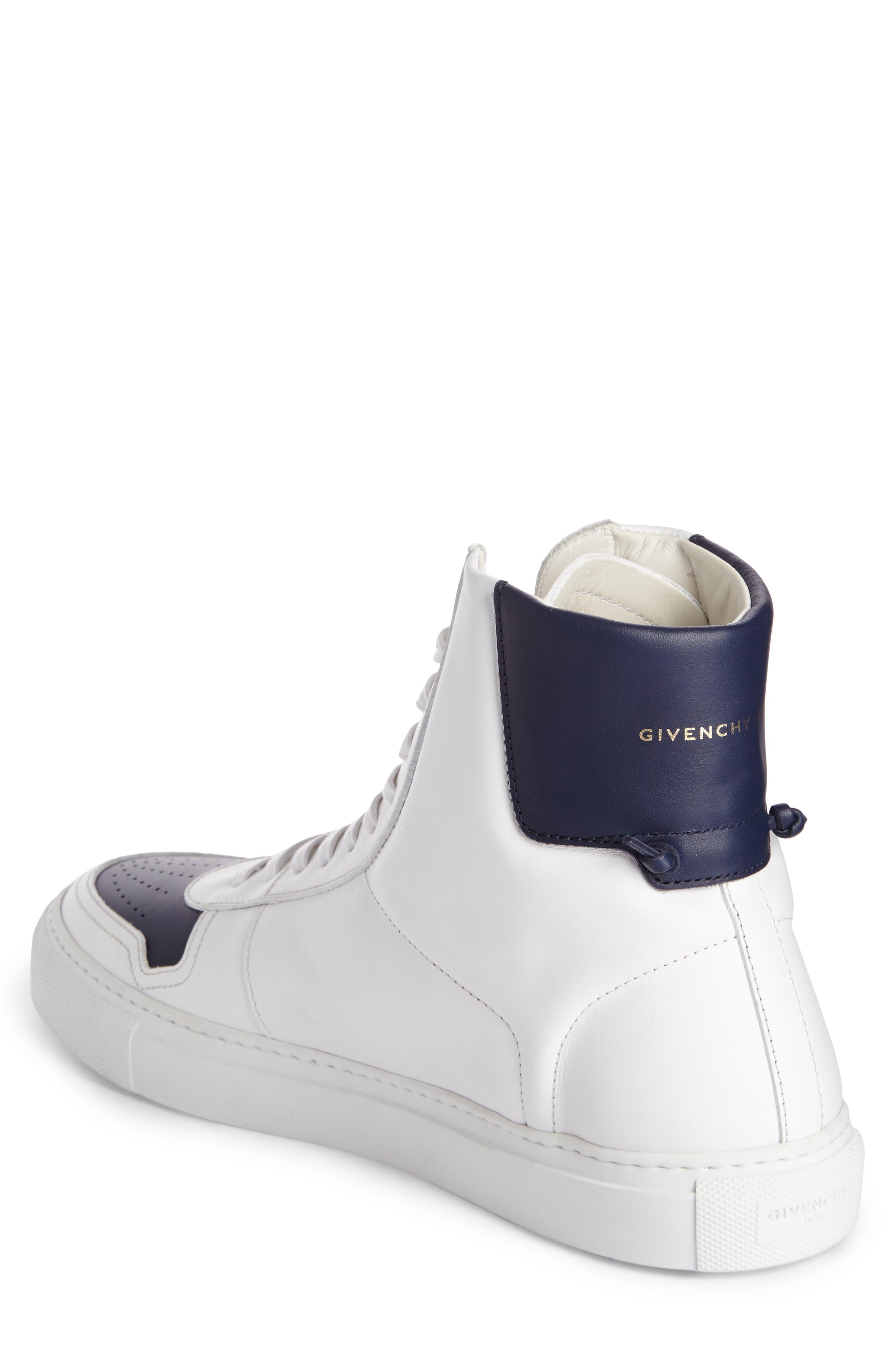 High Top Sneaker,                             Alternate thumbnail 2, color,                             131