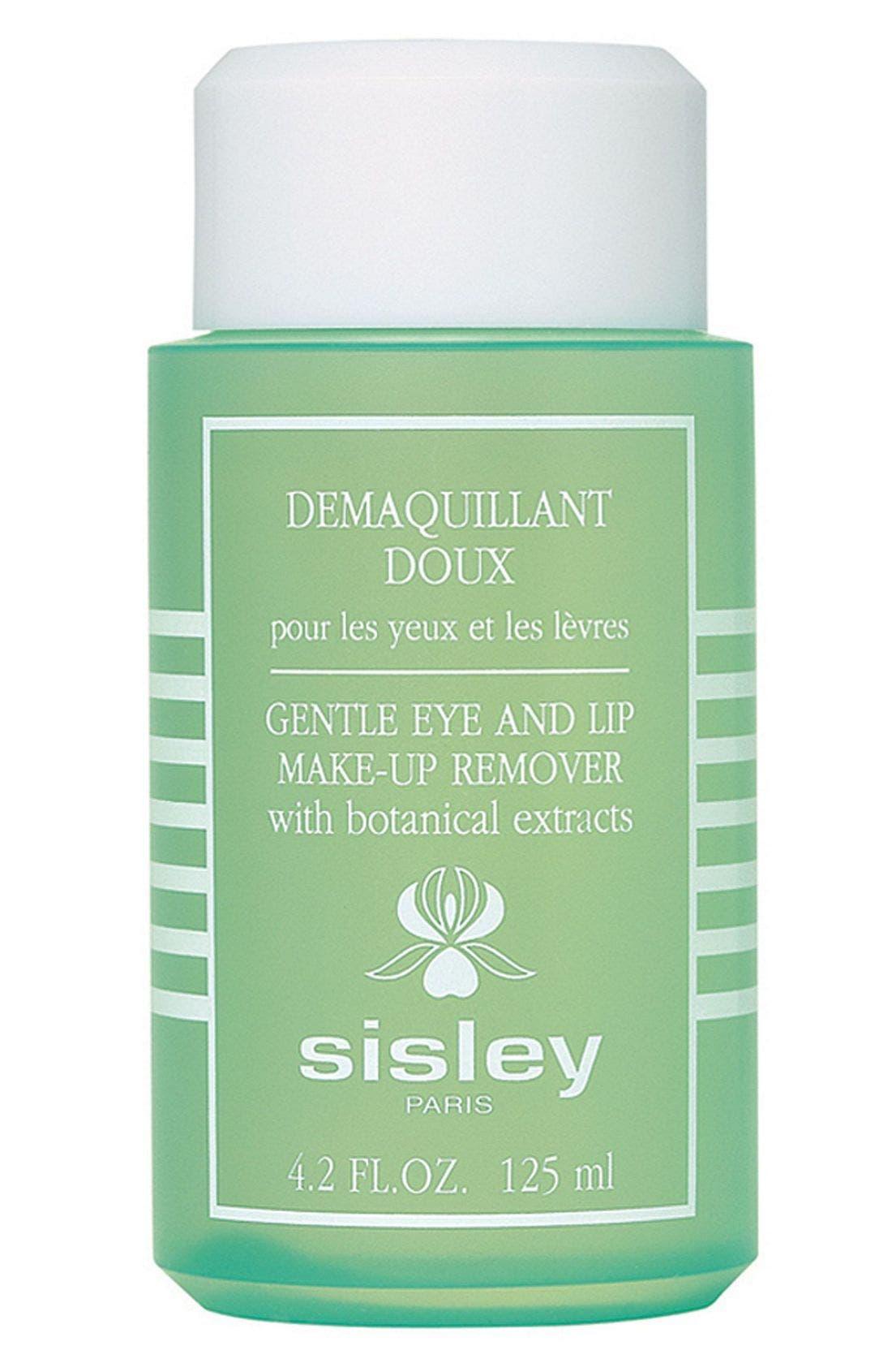 SISLEY PARIS,                             Gentle Eye and Lip Make-Up Remover,                             Main thumbnail 1, color,                             NO COLOR