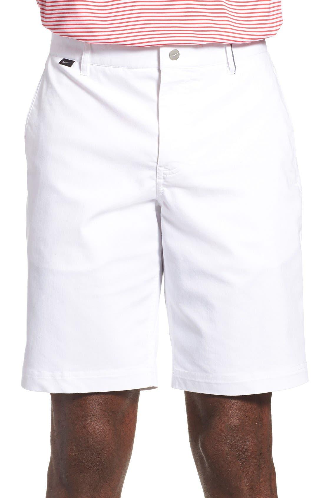 Modern Fit Dri-FIT Golf Shorts, Main, color, 100