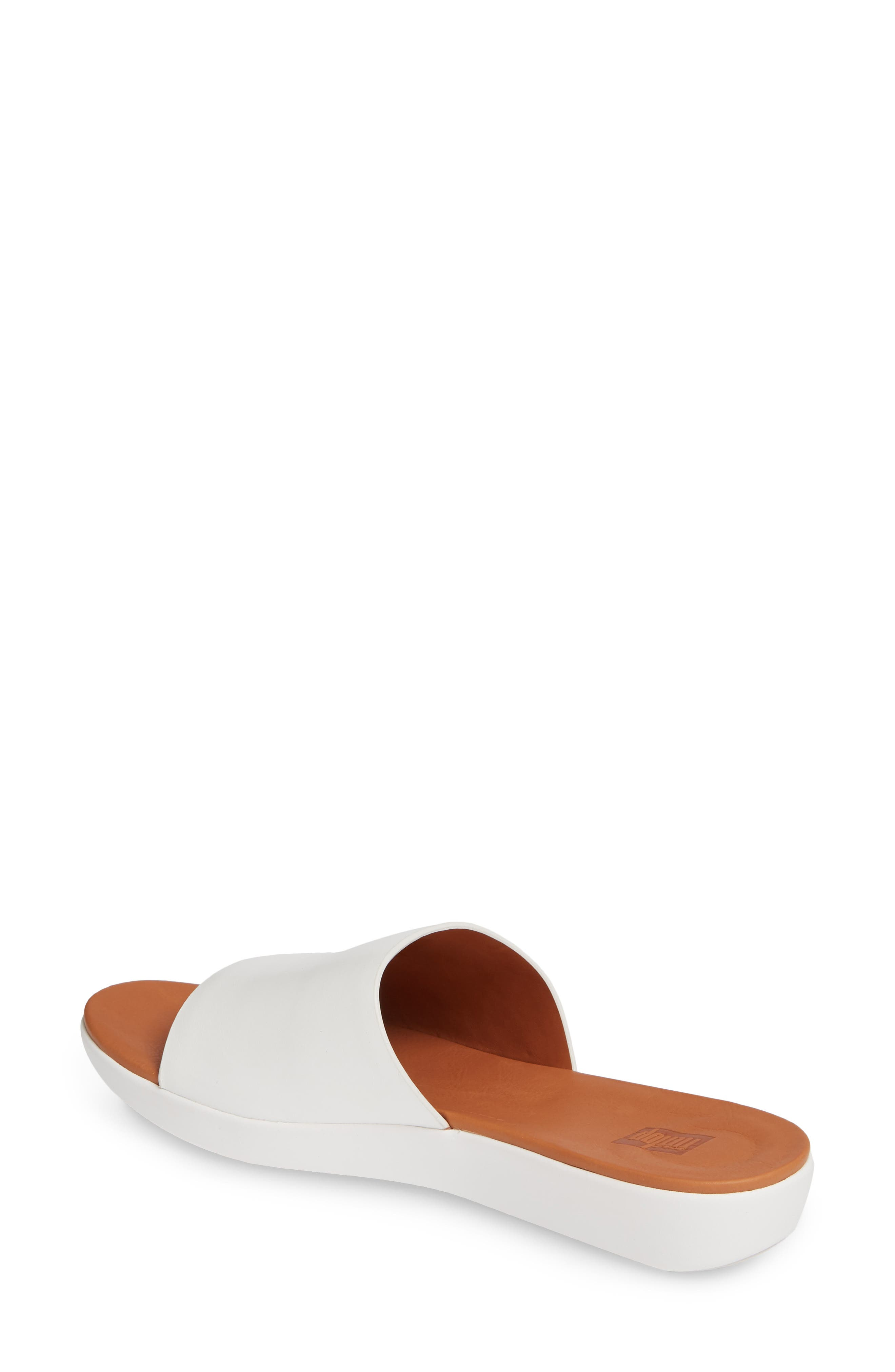 FITFLOP,                             Sola Sandal,                             Alternate thumbnail 2, color,                             URBAN WHITE LEATHER