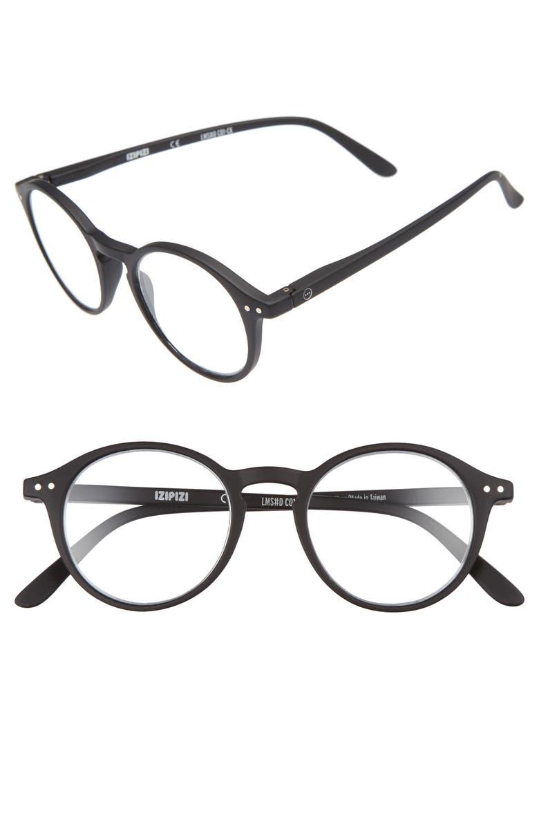 3df8a2e34b Izipizi D 46mm Round Reading Glasses