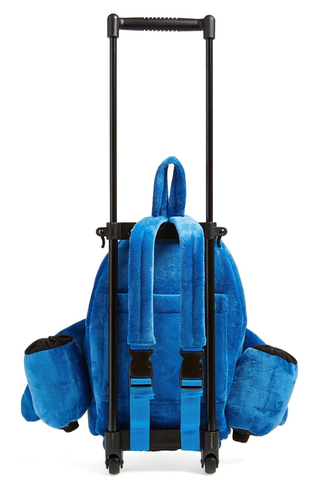 Trolley Rolling Backpack Set,                             Alternate thumbnail 23, color,