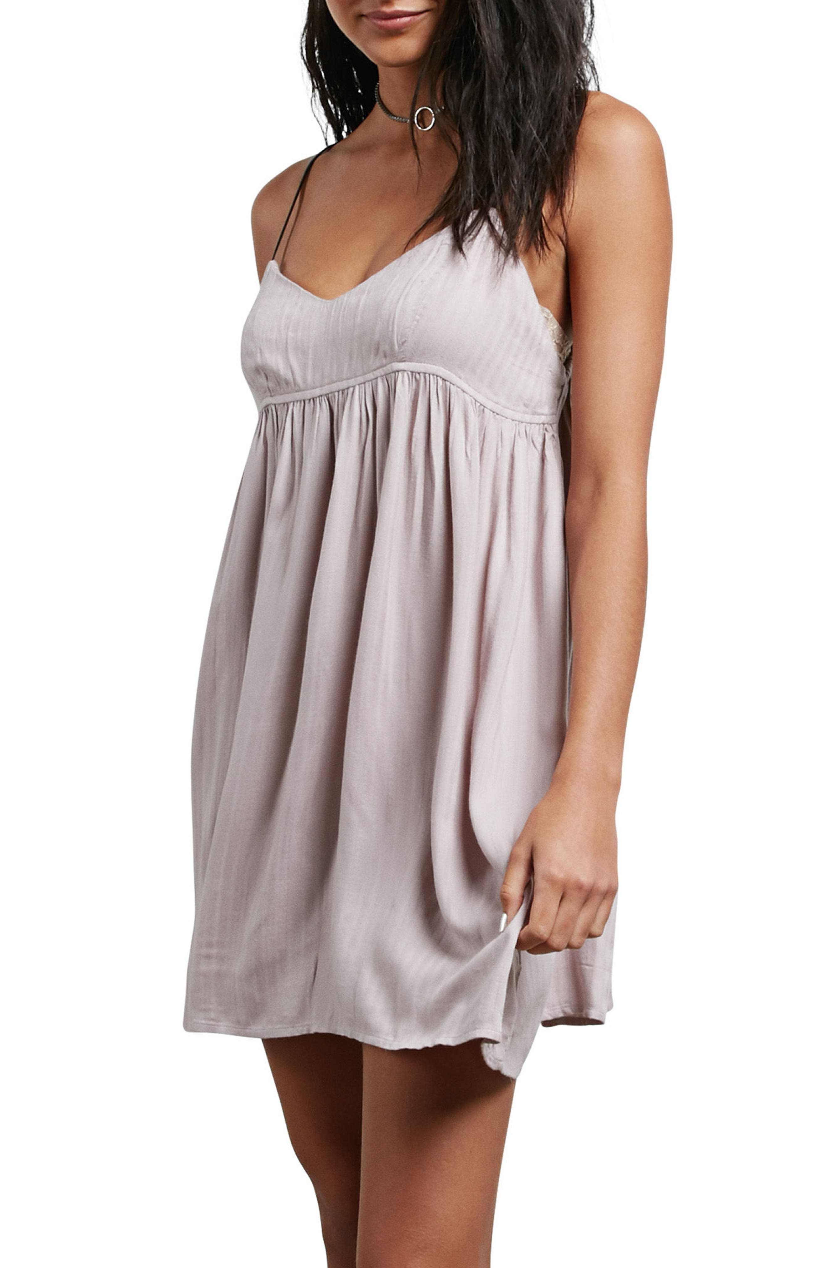 Thx It's a New Dress Babydoll Dress,                             Alternate thumbnail 4, color,