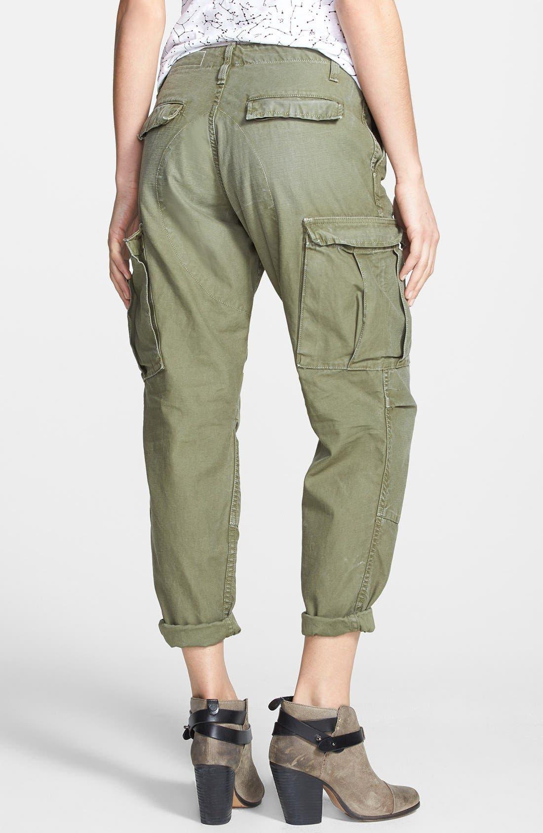 JEAN 'Combat' Cargo Pants,                             Alternate thumbnail 2, color,                             300