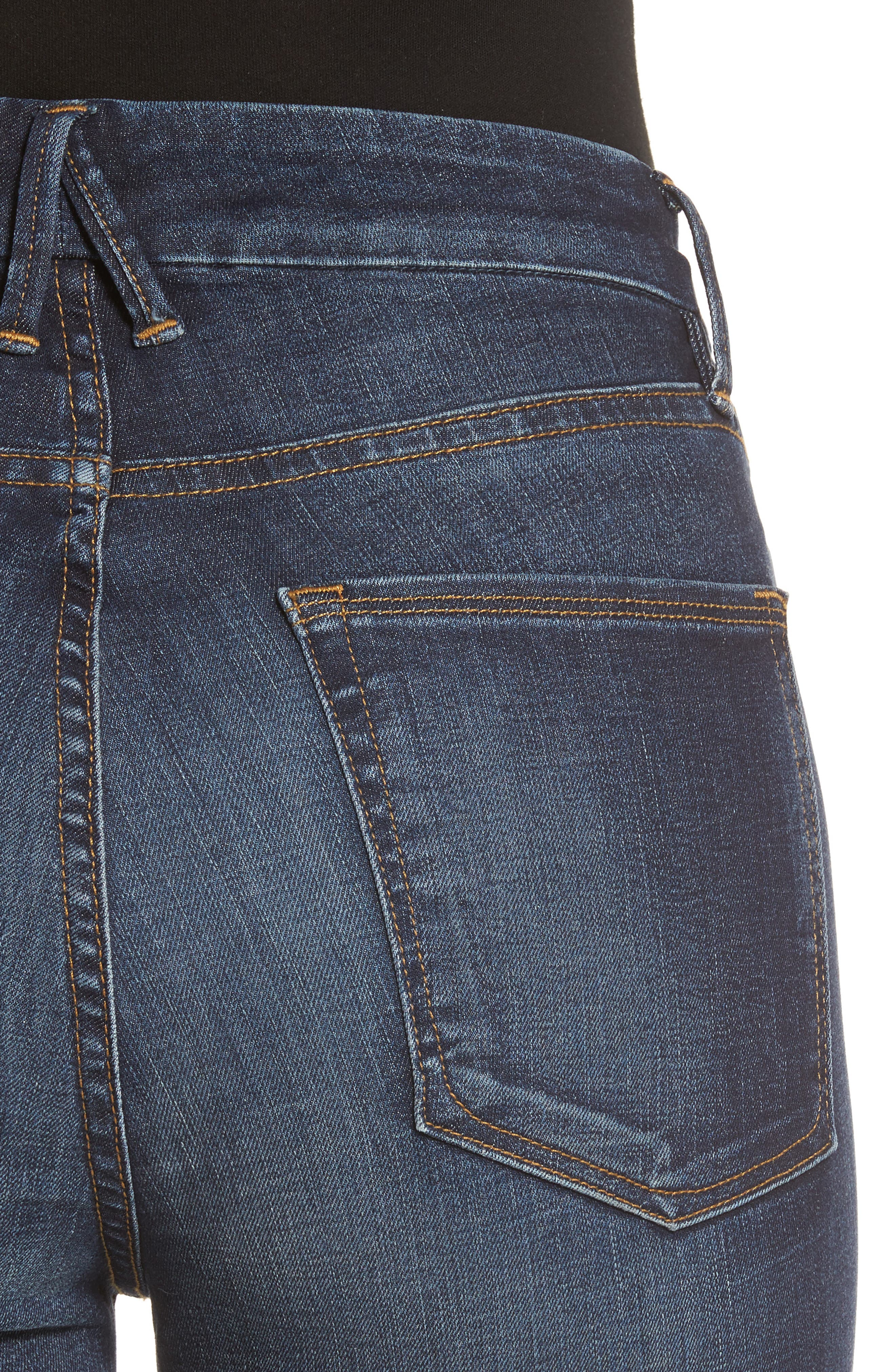 Good Waist High Waist Skinny Jeans,                             Alternate thumbnail 11, color,