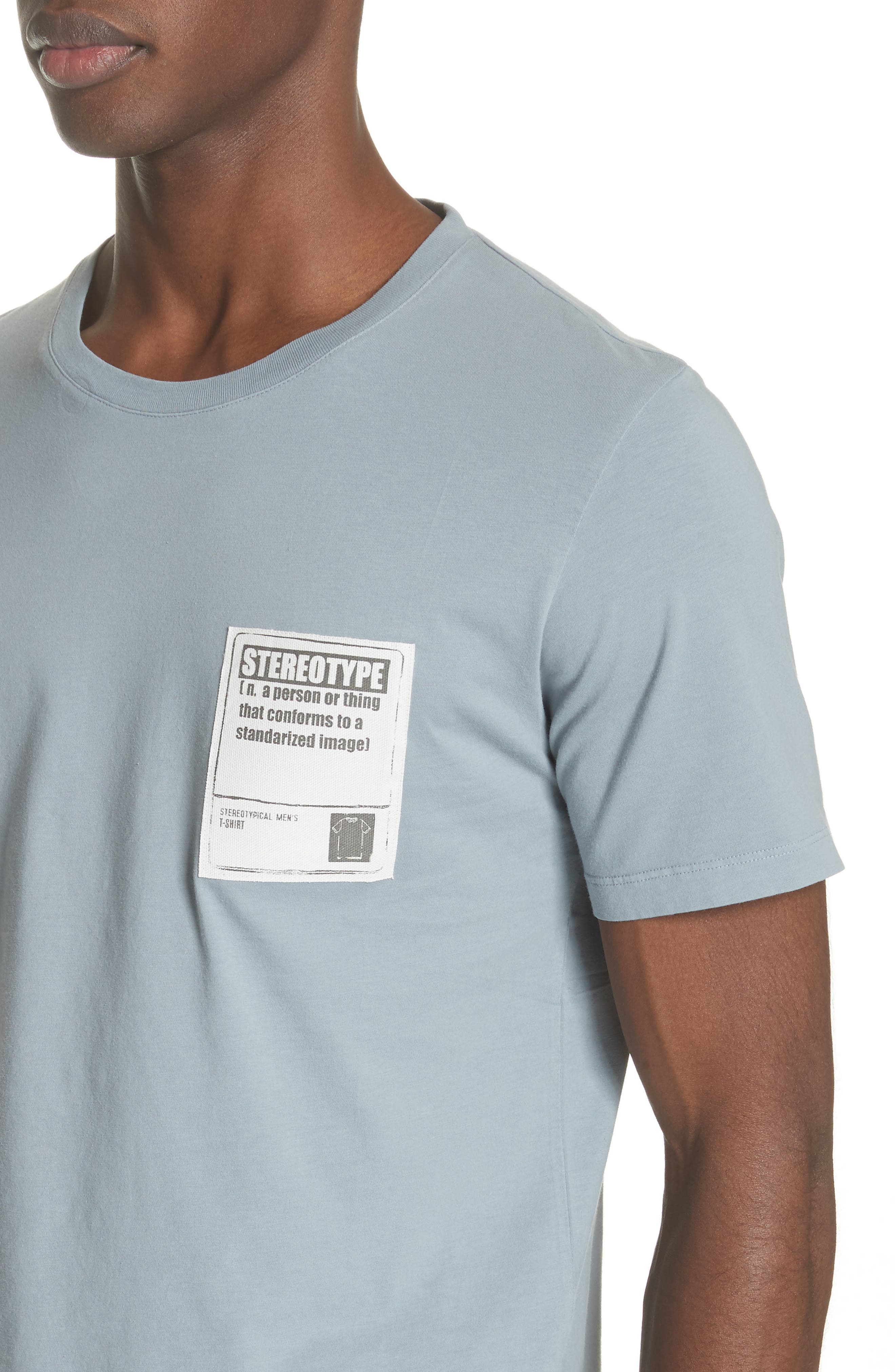 Stereotype Pocket T-Shirt,                             Alternate thumbnail 4, color,                             020