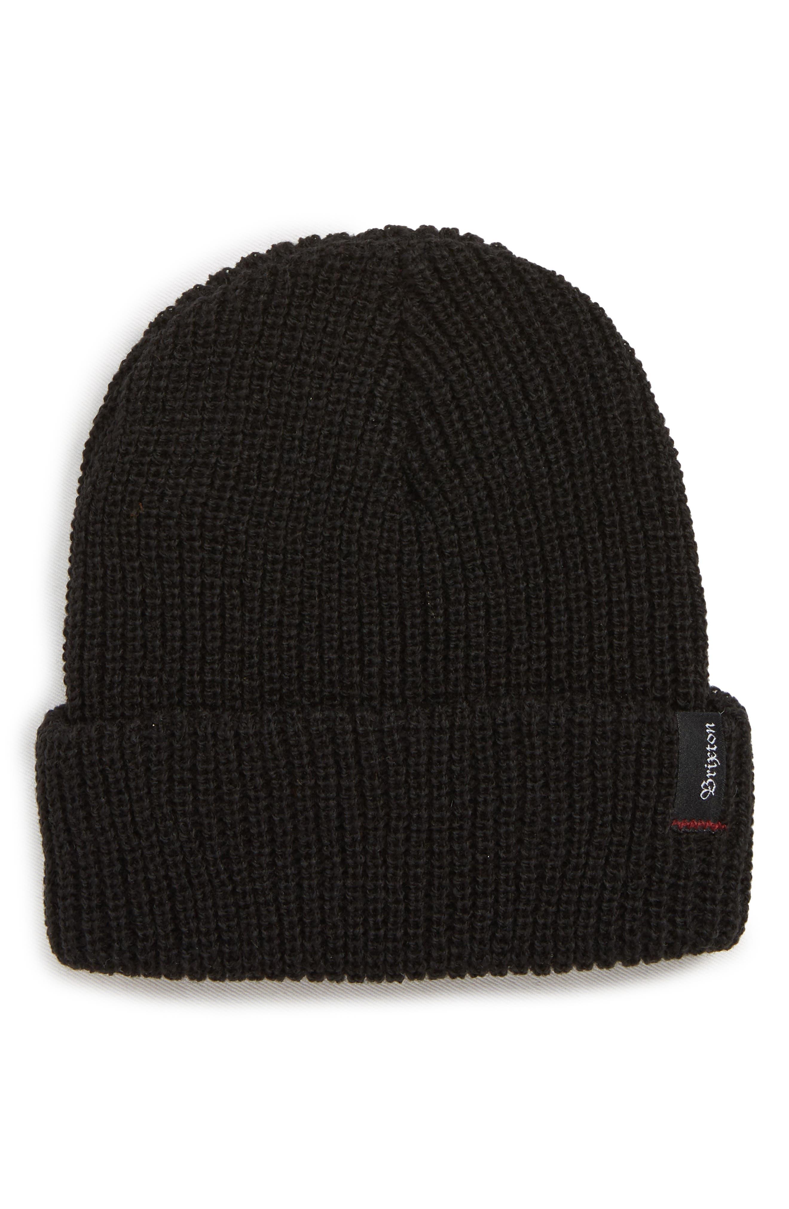 Lil Heist Beanie Hat,                             Main thumbnail 1, color,                             001