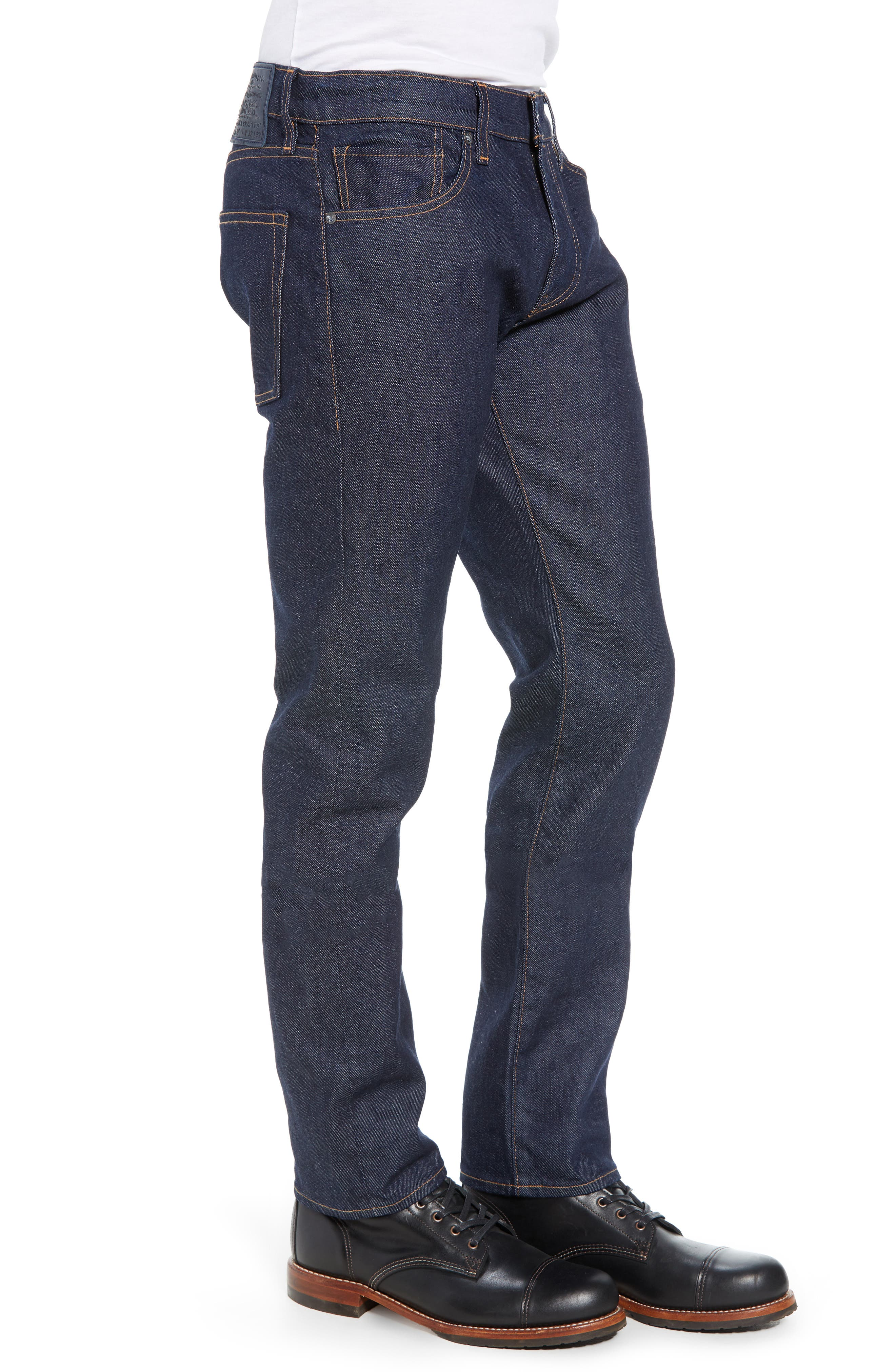 511<sup>™</sup> Slim Fit Jeans,                             Alternate thumbnail 3, color,                             RESIN RINSE