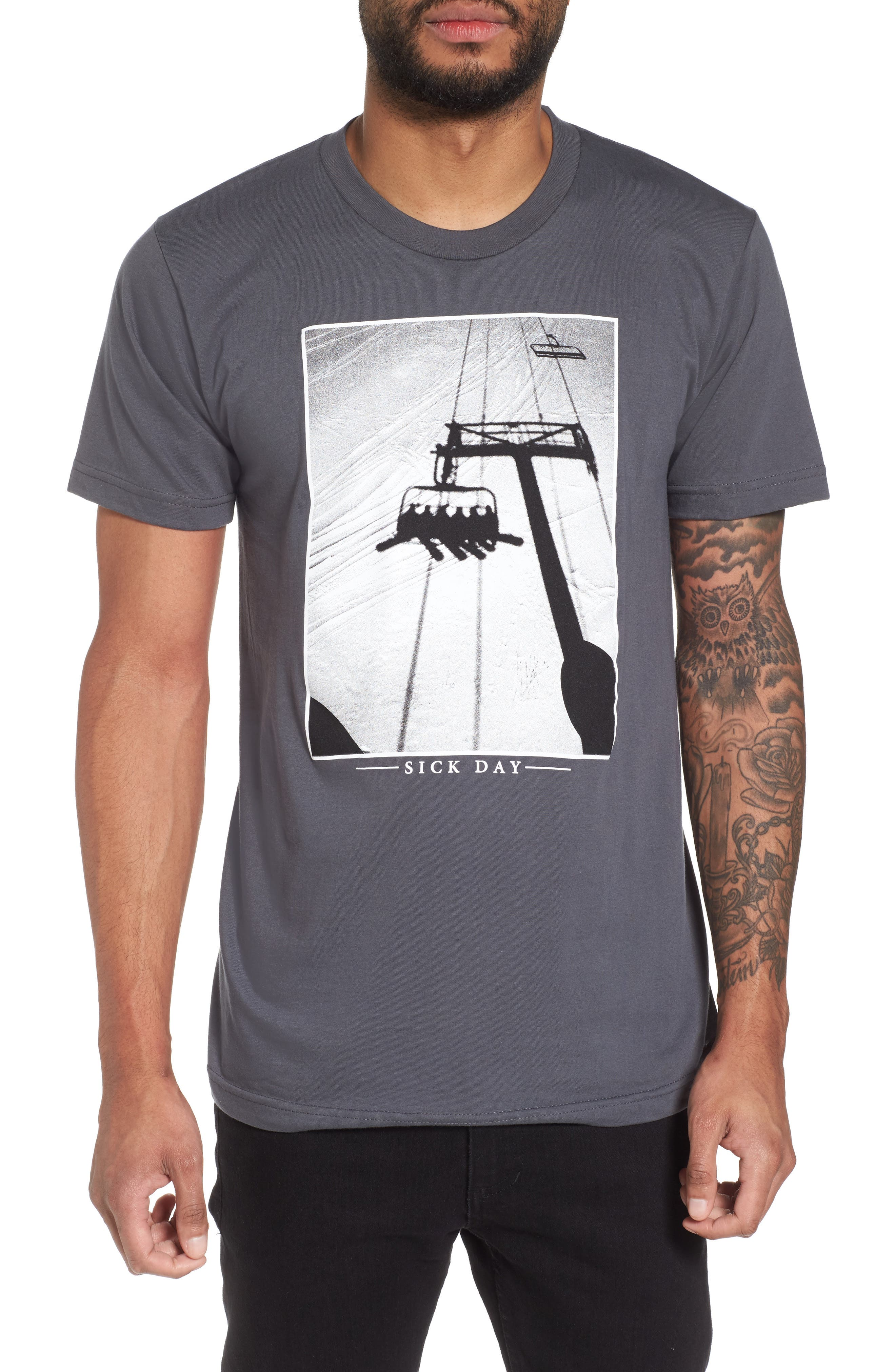Sick Day T-Shirt,                         Main,                         color,