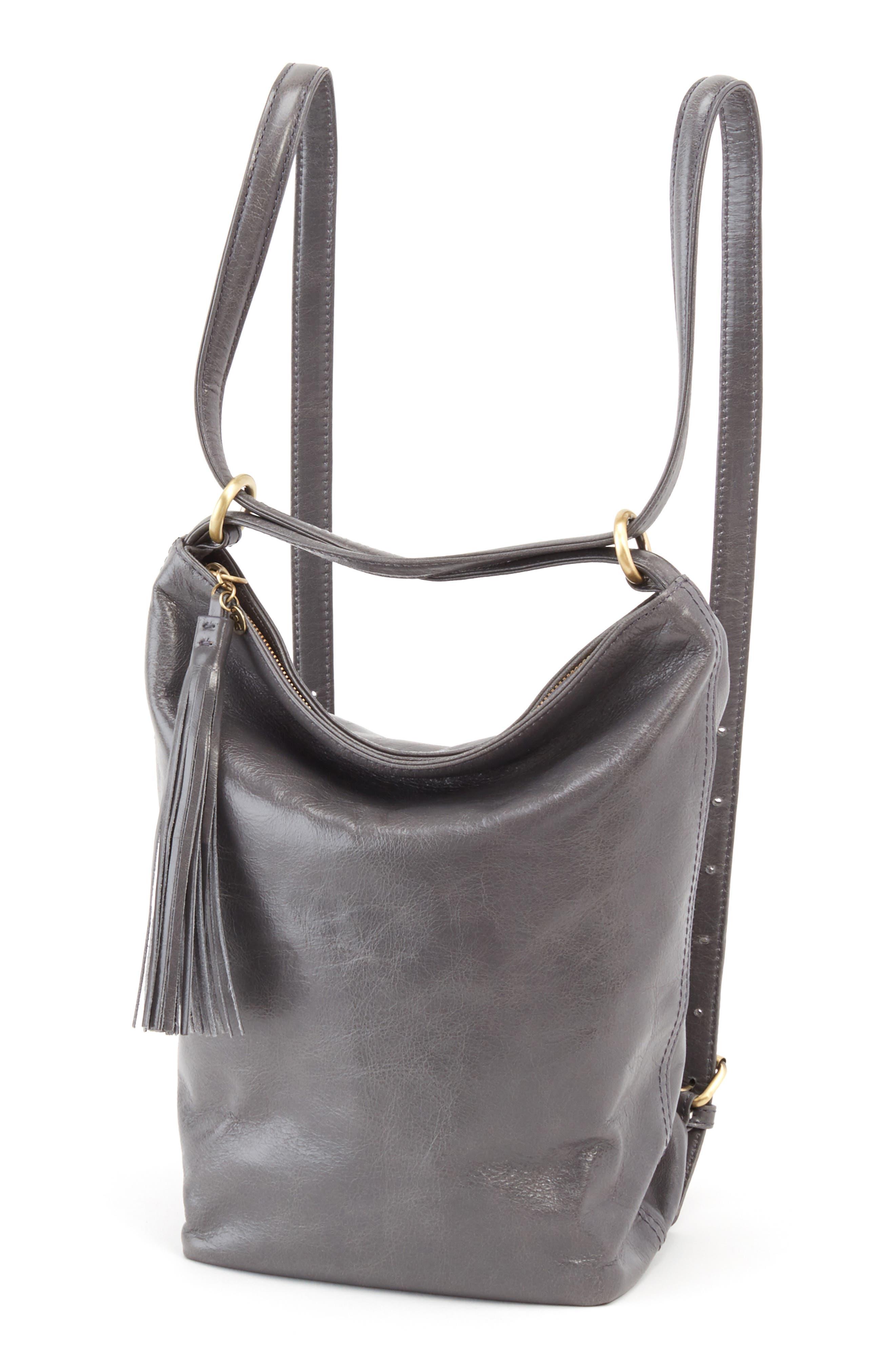 Blaze Convertible Shoulder Bag,                         Main,                         color, GRAPHITE