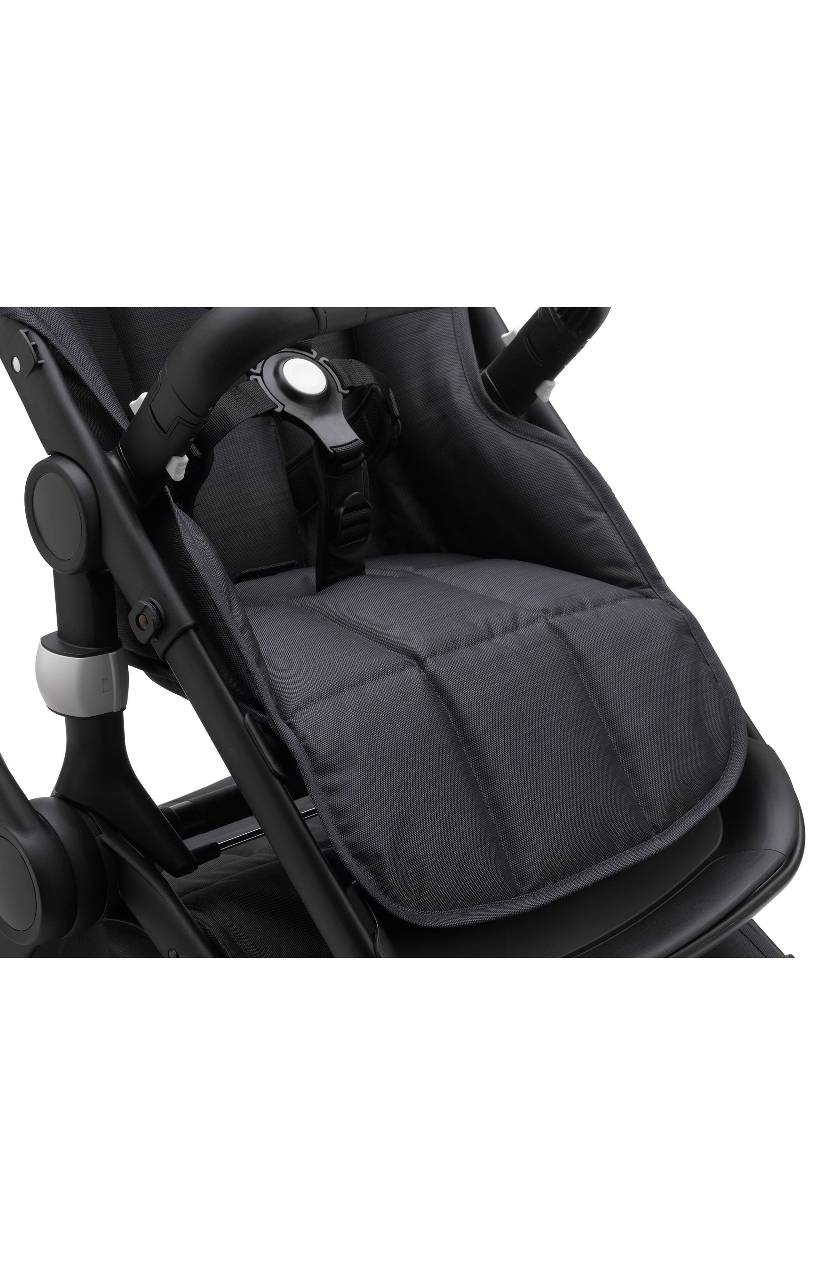 Fox Stellar Complete Reflective Stroller with Bassinet,                             Alternate thumbnail 2, color,                             MIDNIGHT BLUE