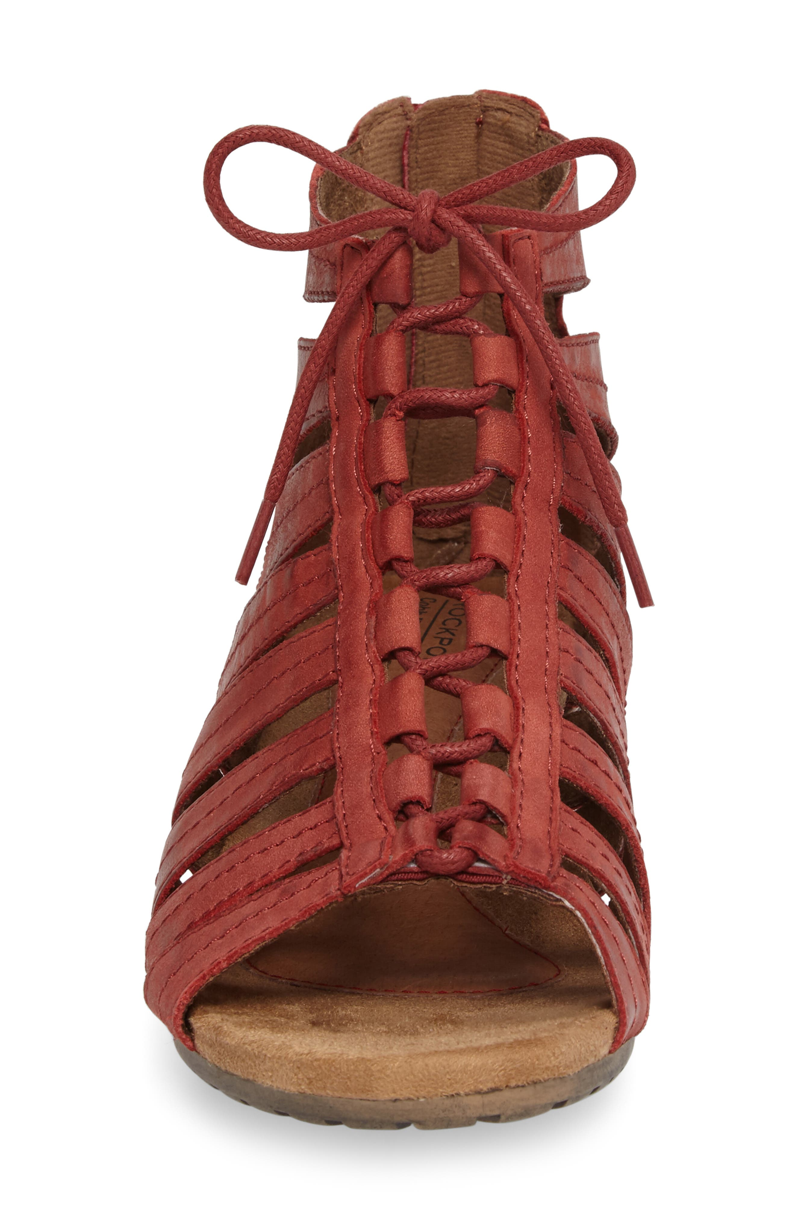 'Gabby' Lace-Up Sandal,                             Alternate thumbnail 32, color,