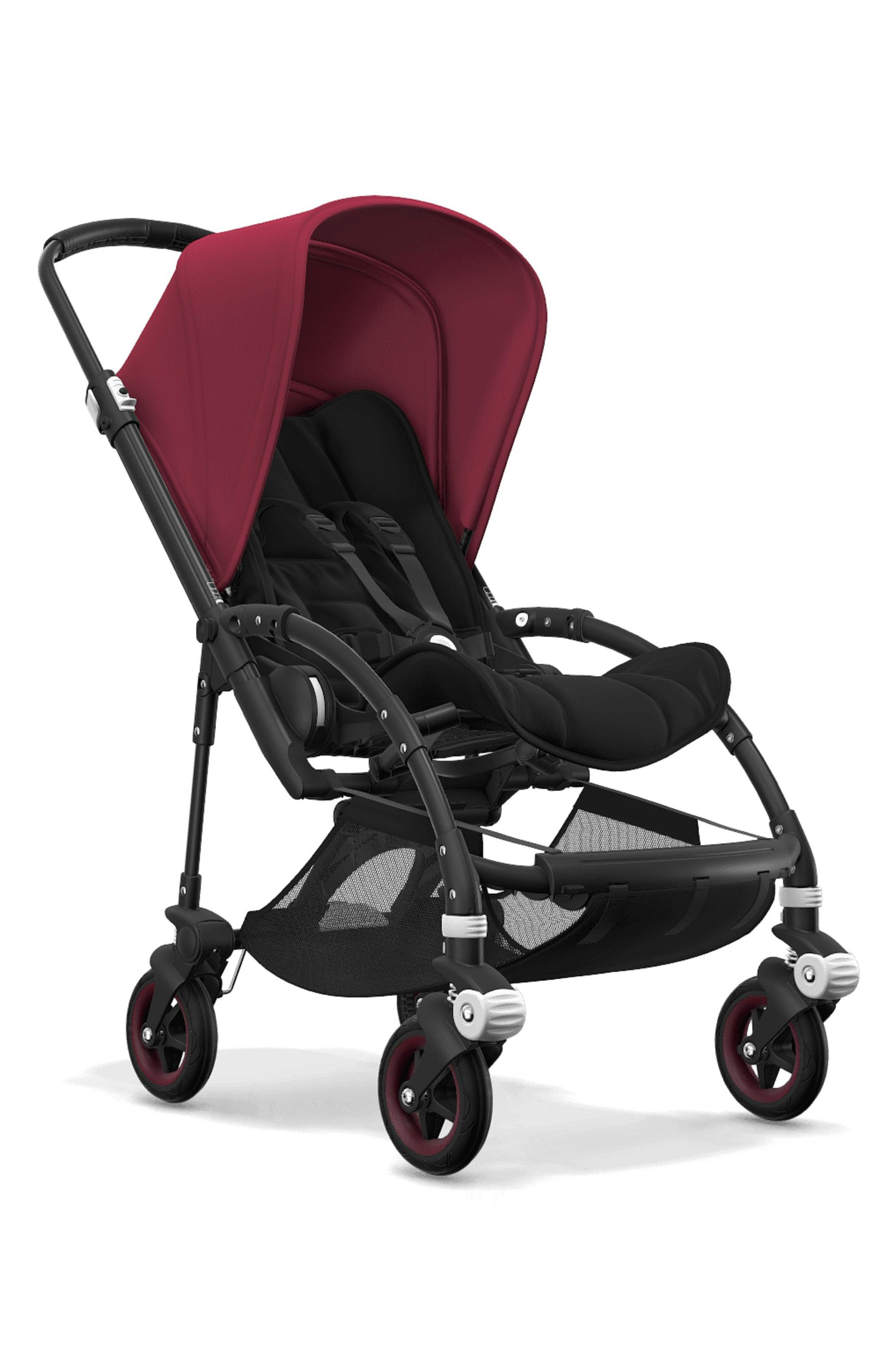 Infant Bugaboo Bee5 Complete Stroller Size One Size  Red