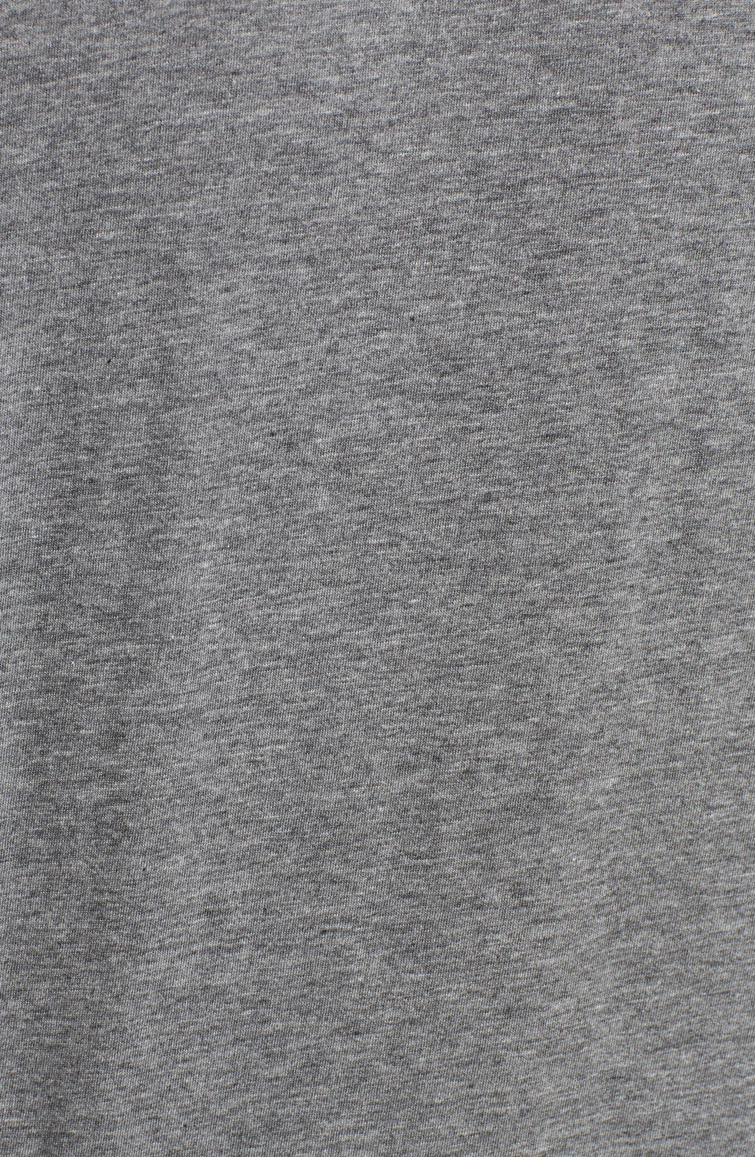 Peruvian Pima Cotton T-Shirt,                             Alternate thumbnail 5, color,                             031