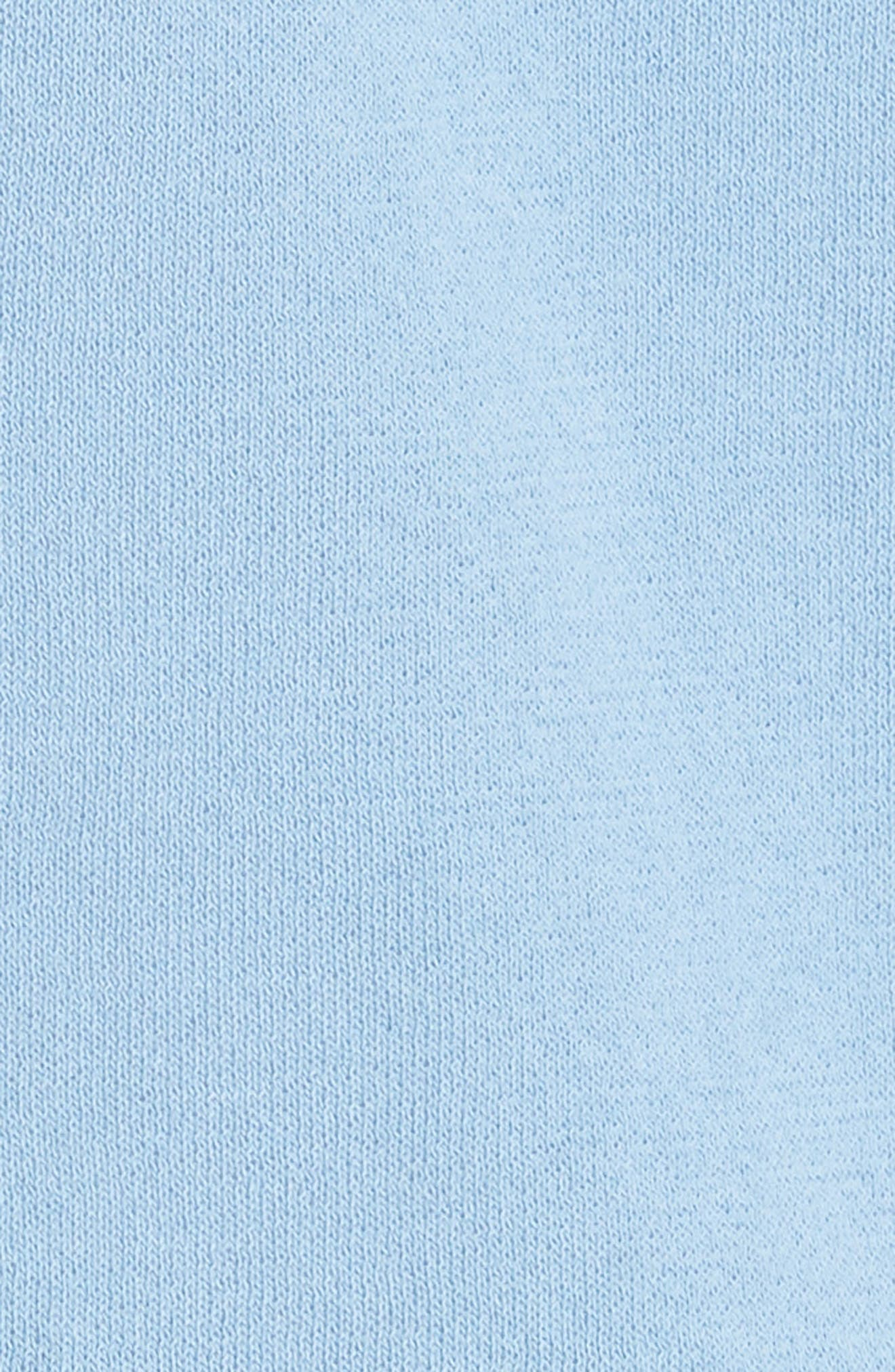 Diane von Furstenberg Colorblock Stripe Cardigan,                             Alternate thumbnail 5, color,