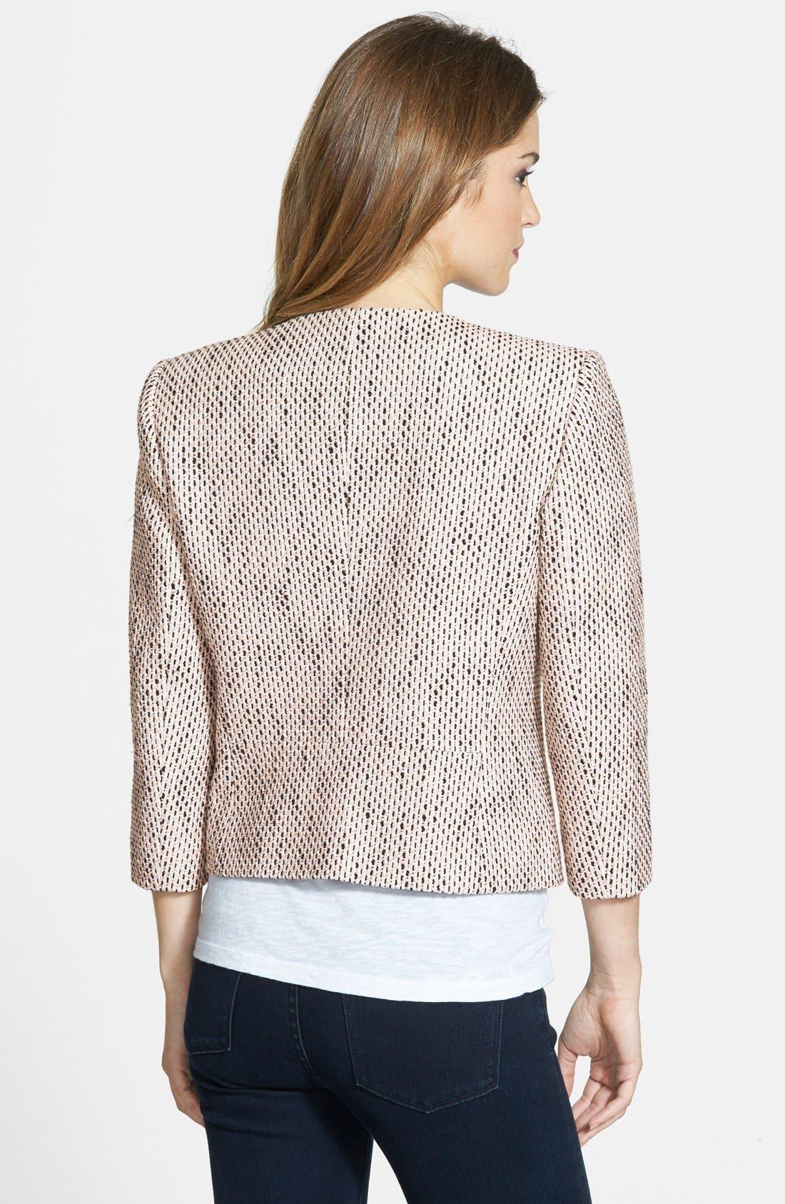 Four-Pocket Tweed Jacket,                             Alternate thumbnail 2, color,                             692