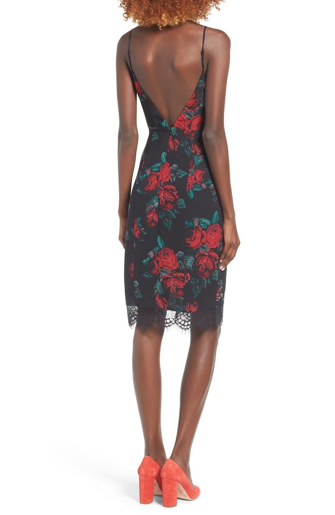 Honeymoon Dress,                             Alternate thumbnail 5, color,                             690