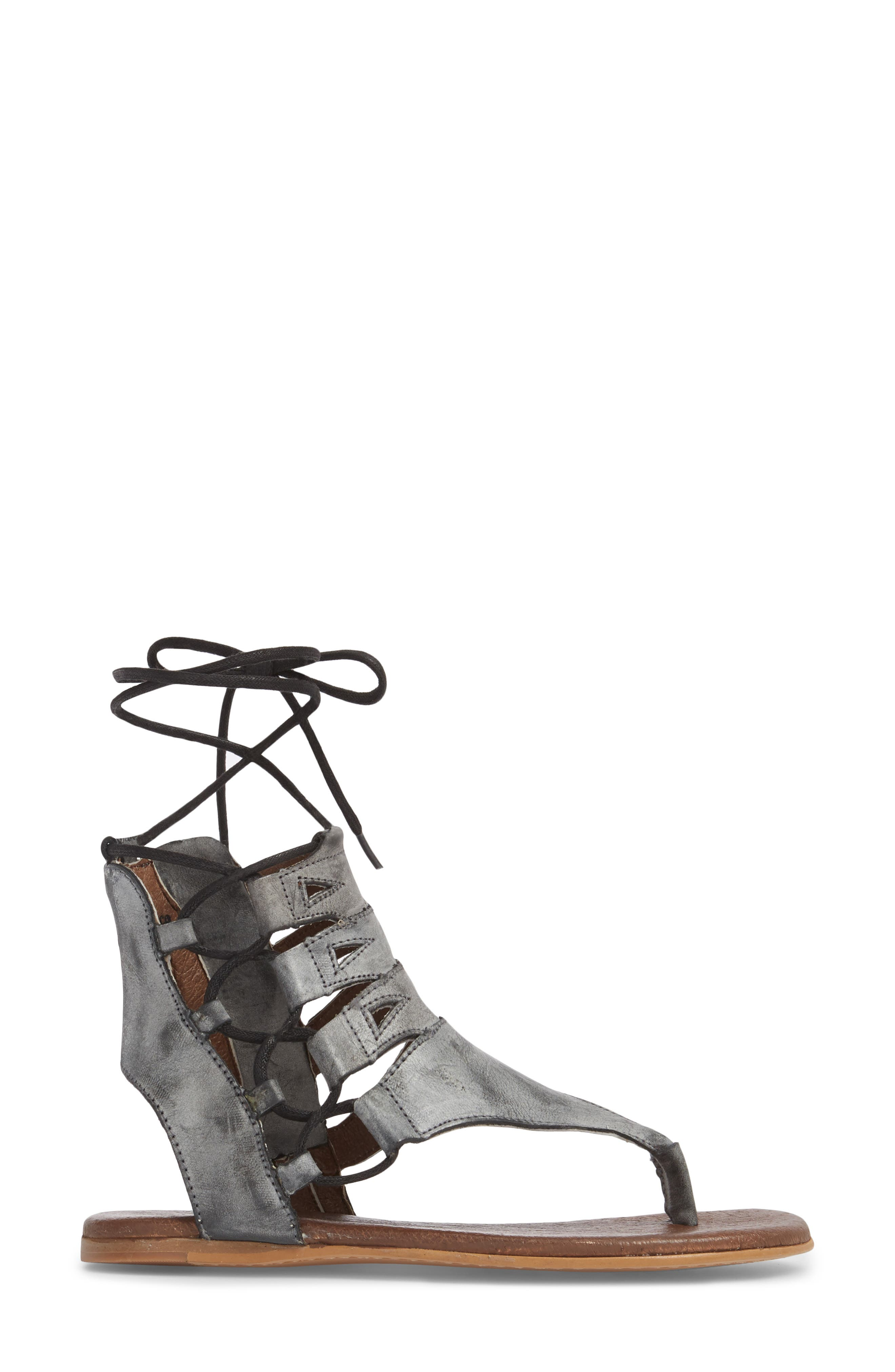 Rosalinda Tall Sandal,                             Alternate thumbnail 3, color,                             001