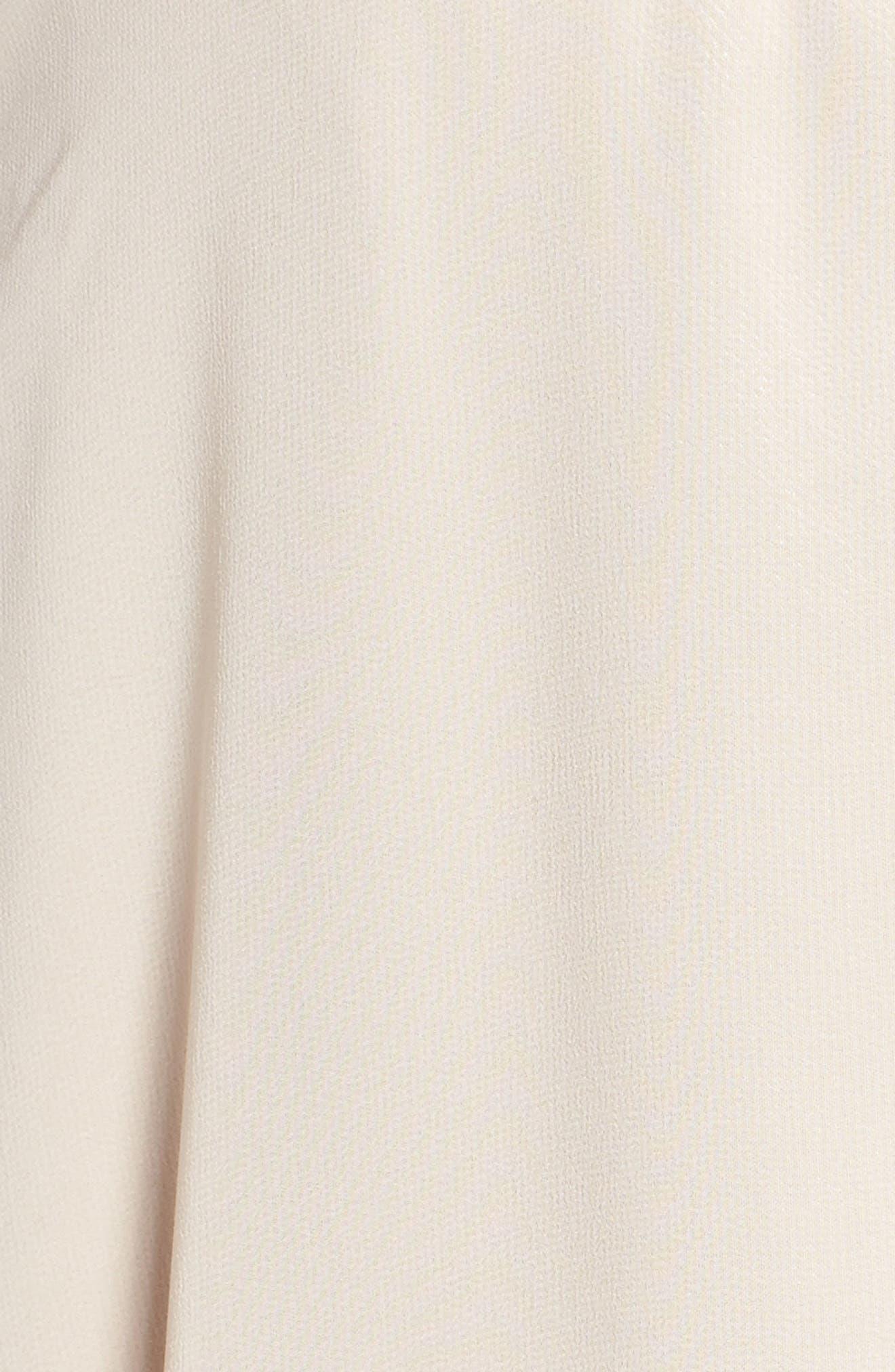 Sleeveless Beaded Gown,                             Alternate thumbnail 5, color,                             262