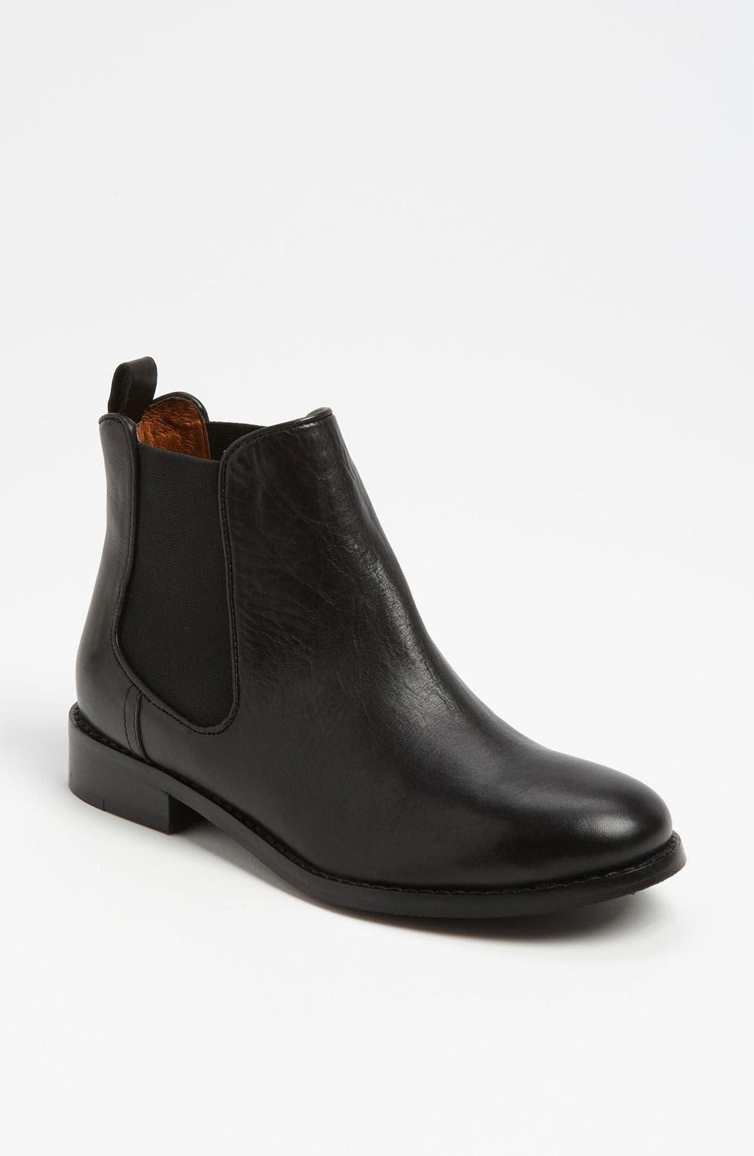 'April' Chelsea Boot,                         Main,                         color, 001