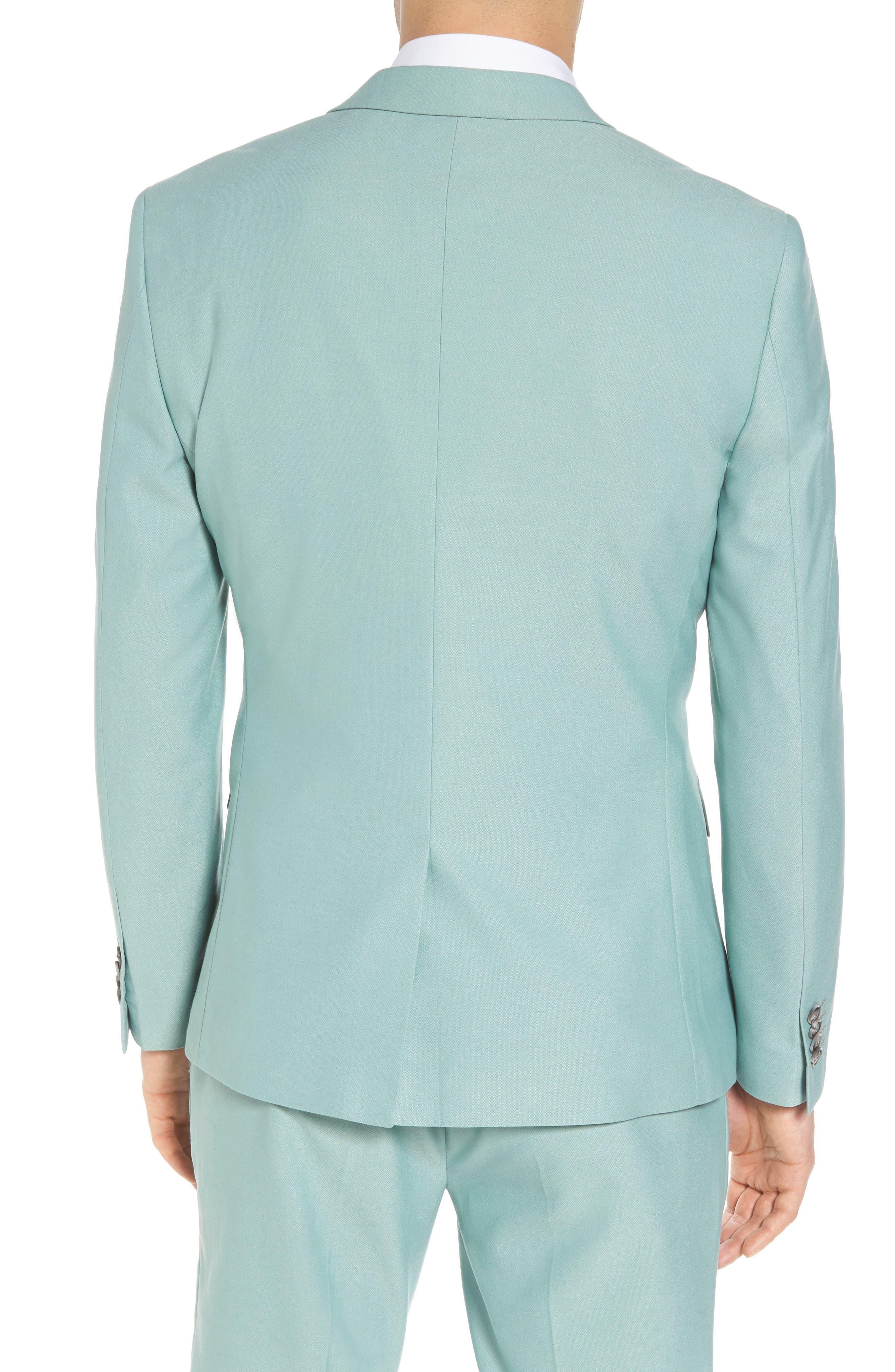 Skinny Fit Suit Jacket,                             Alternate thumbnail 2, color,                             300