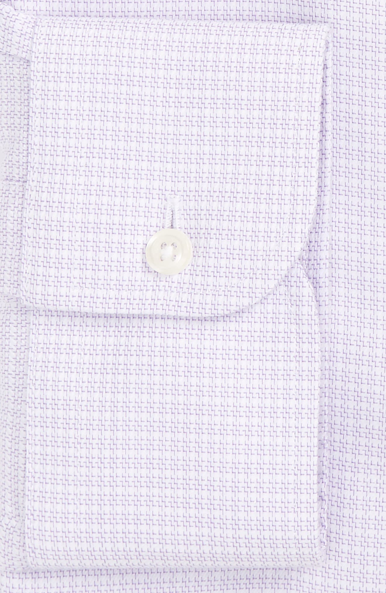 Smartcare<sup>™</sup> Traditional Fit Dress Shirt,                             Alternate thumbnail 3, color,                             530