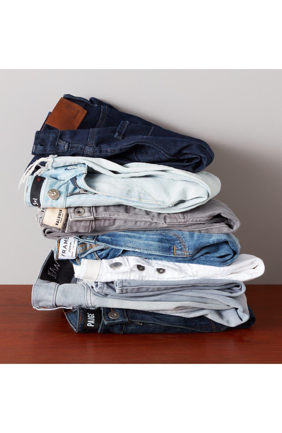 Jones Slim Fit Jeans,                             Alternate thumbnail 6, color,                             418