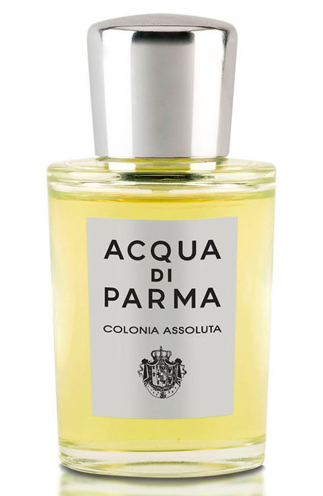 'Colonia Assoluta' Eau de Cologne Natural Spray,                             Alternate thumbnail 3, color,                             NO COLOR
