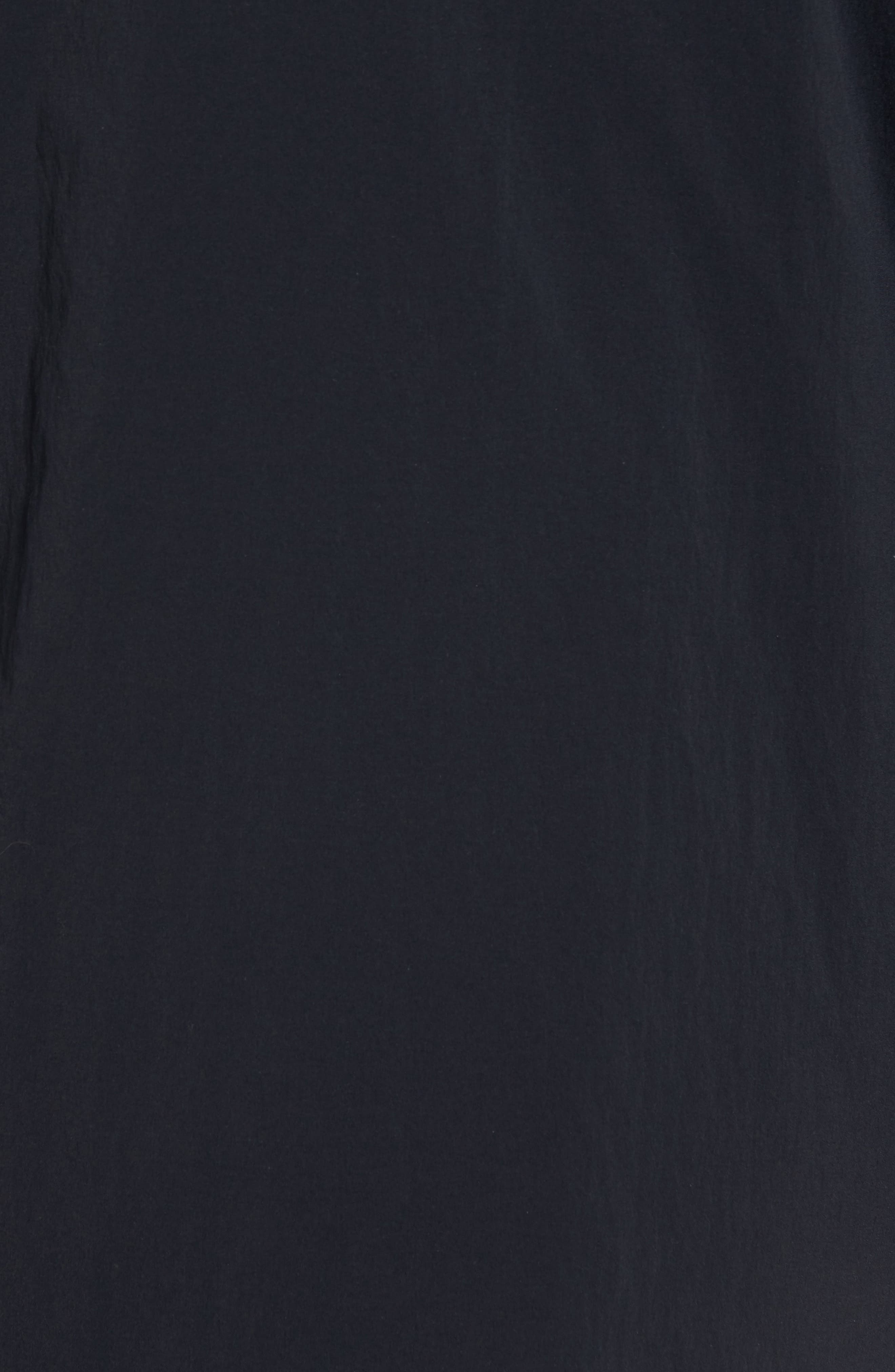 Insulated Trim Sideline Jacket,                             Alternate thumbnail 6, color,                             001