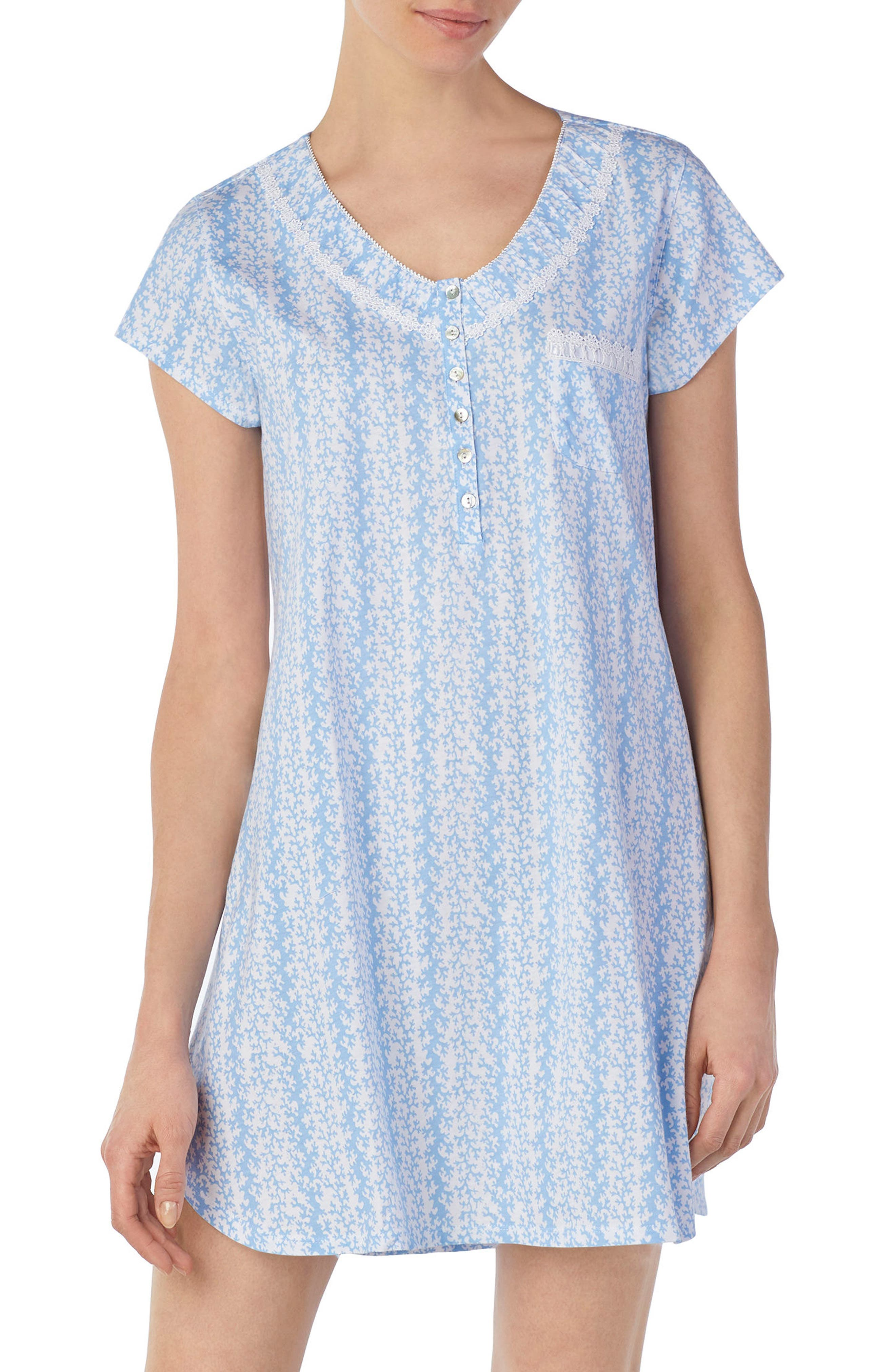 Sleep Shirt,                         Main,                         color, 479