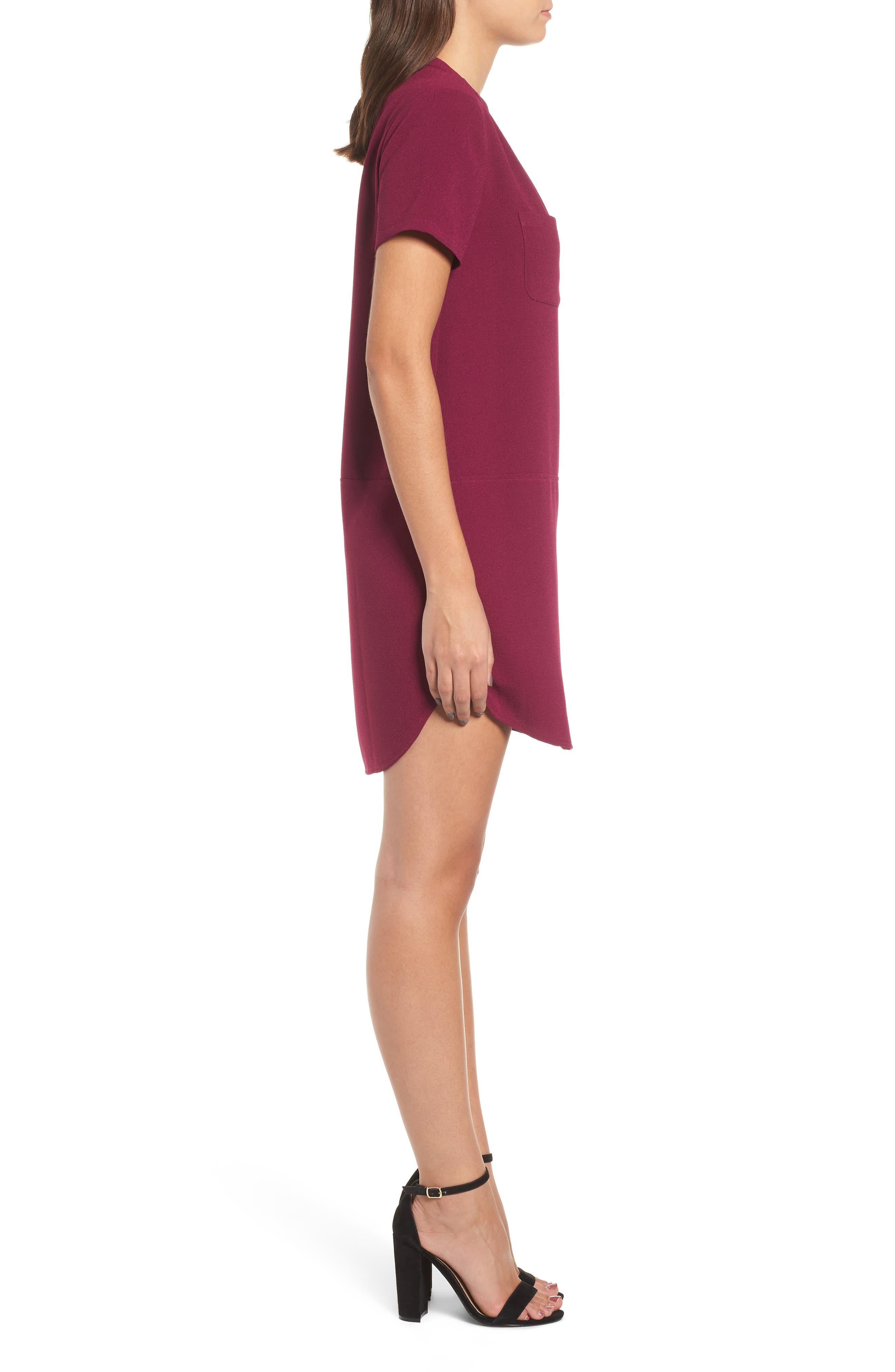 Hailey Crepe Dress,                             Alternate thumbnail 72, color,