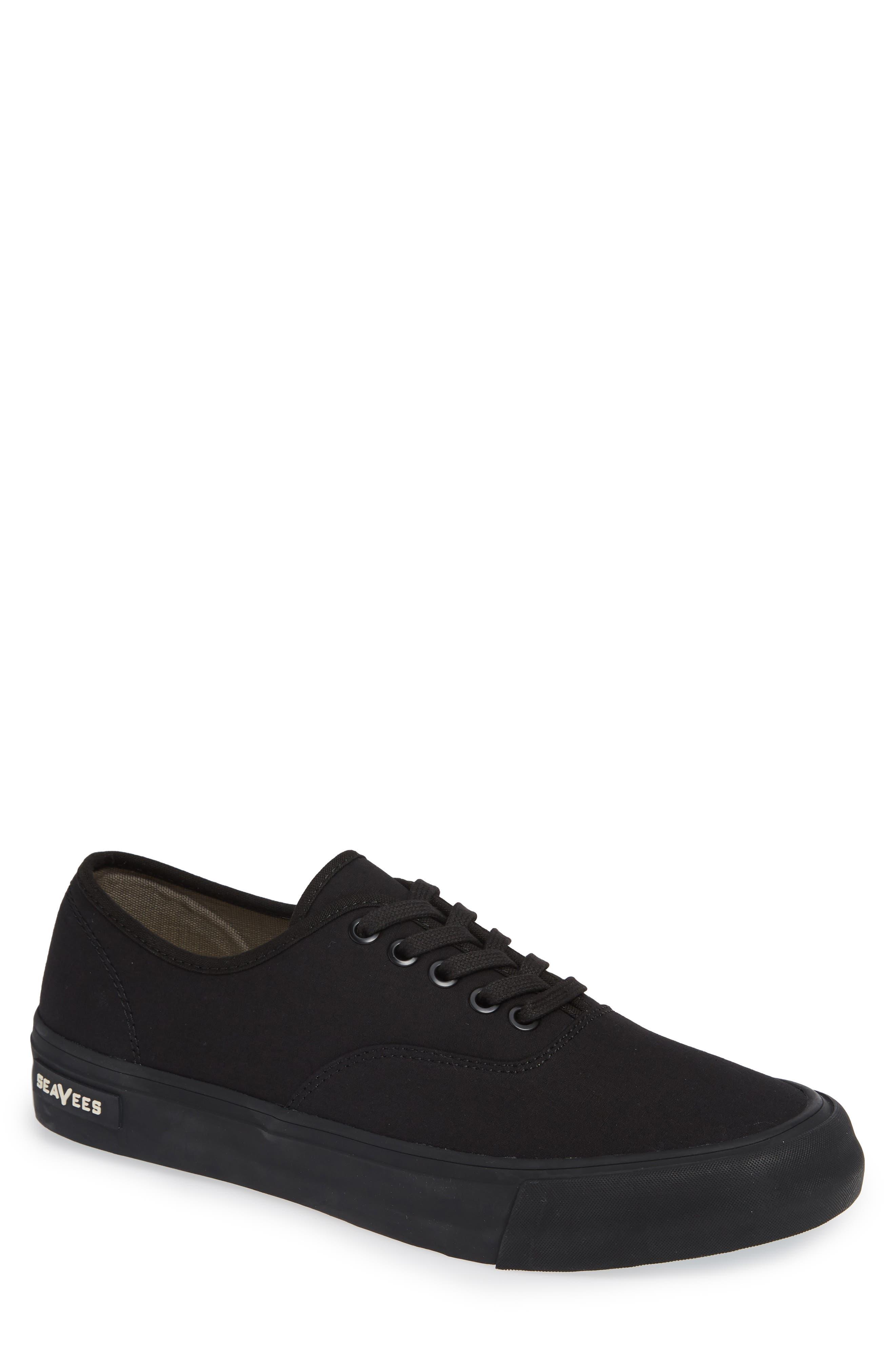 Legend Standard Sneaker,                             Main thumbnail 1, color,                             BLACK