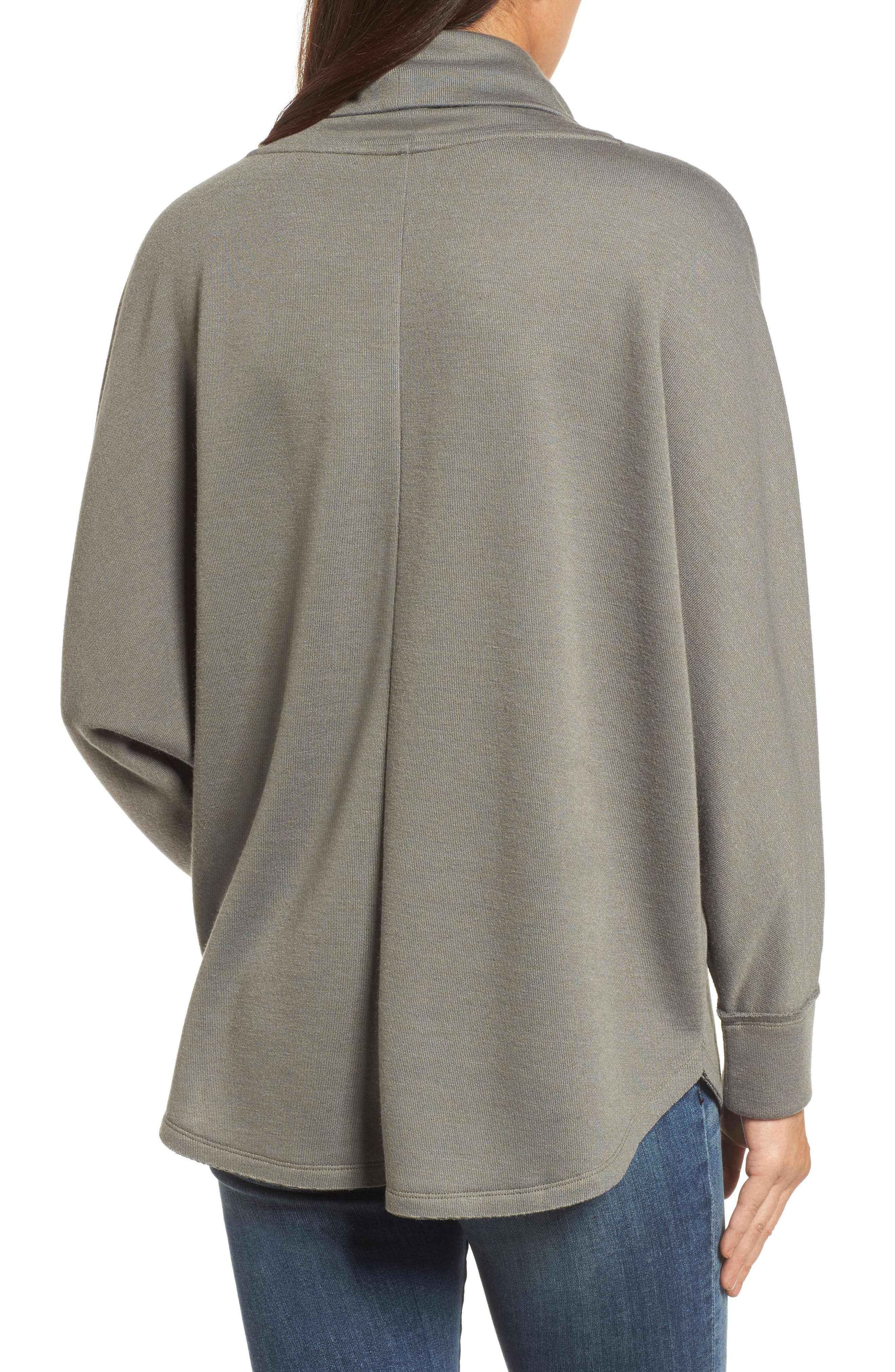 Cowl Neck Pullover,                             Alternate thumbnail 7, color,