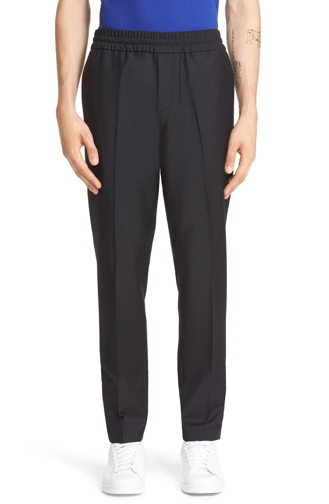 Ryder Wool Pants,                         Main,                         color, 001