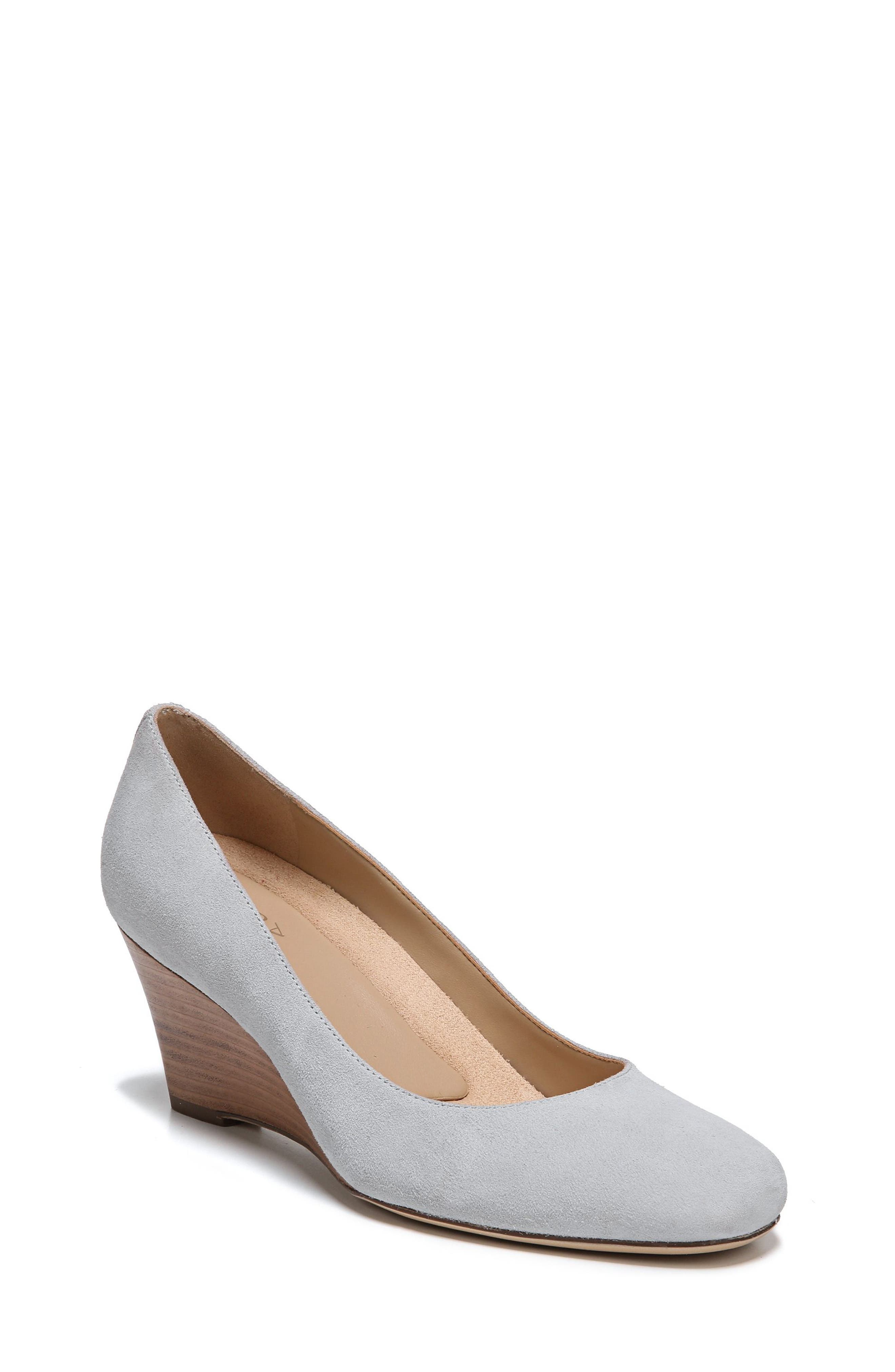 Emily Wedge Pump,                         Main,                         color, 402