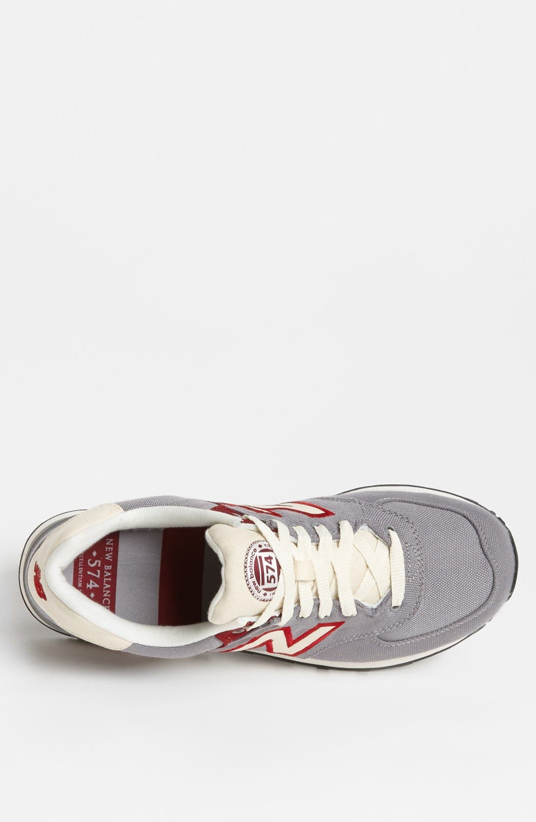 '574 Rugby' Sneaker,                             Alternate thumbnail 3, color,                             030
