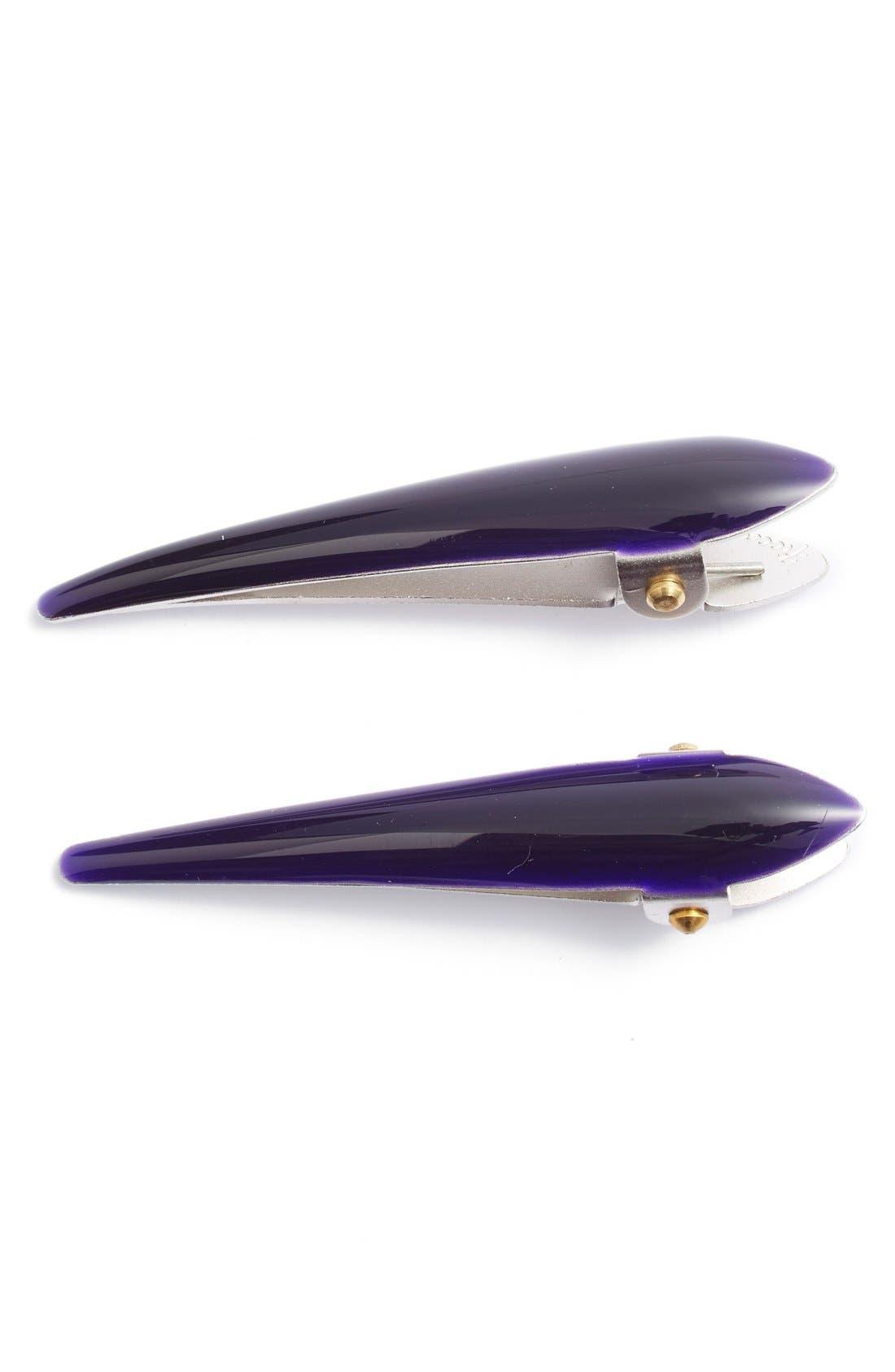 Set of 2 Mini Maximas Hair Clips,                             Main thumbnail 1, color,                             500