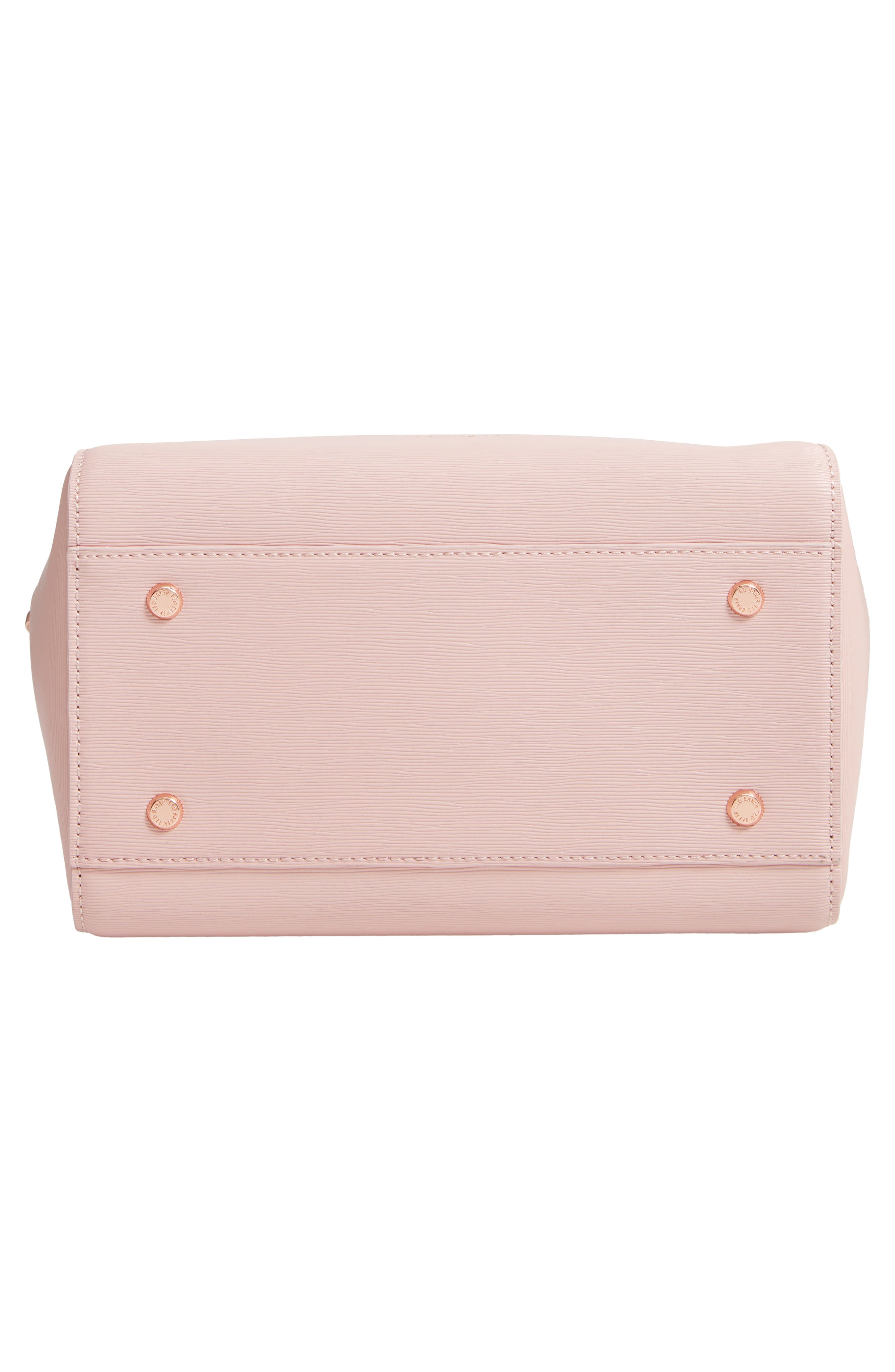 Bow Tote,                             Alternate thumbnail 6, color,                             LIGHT PINK