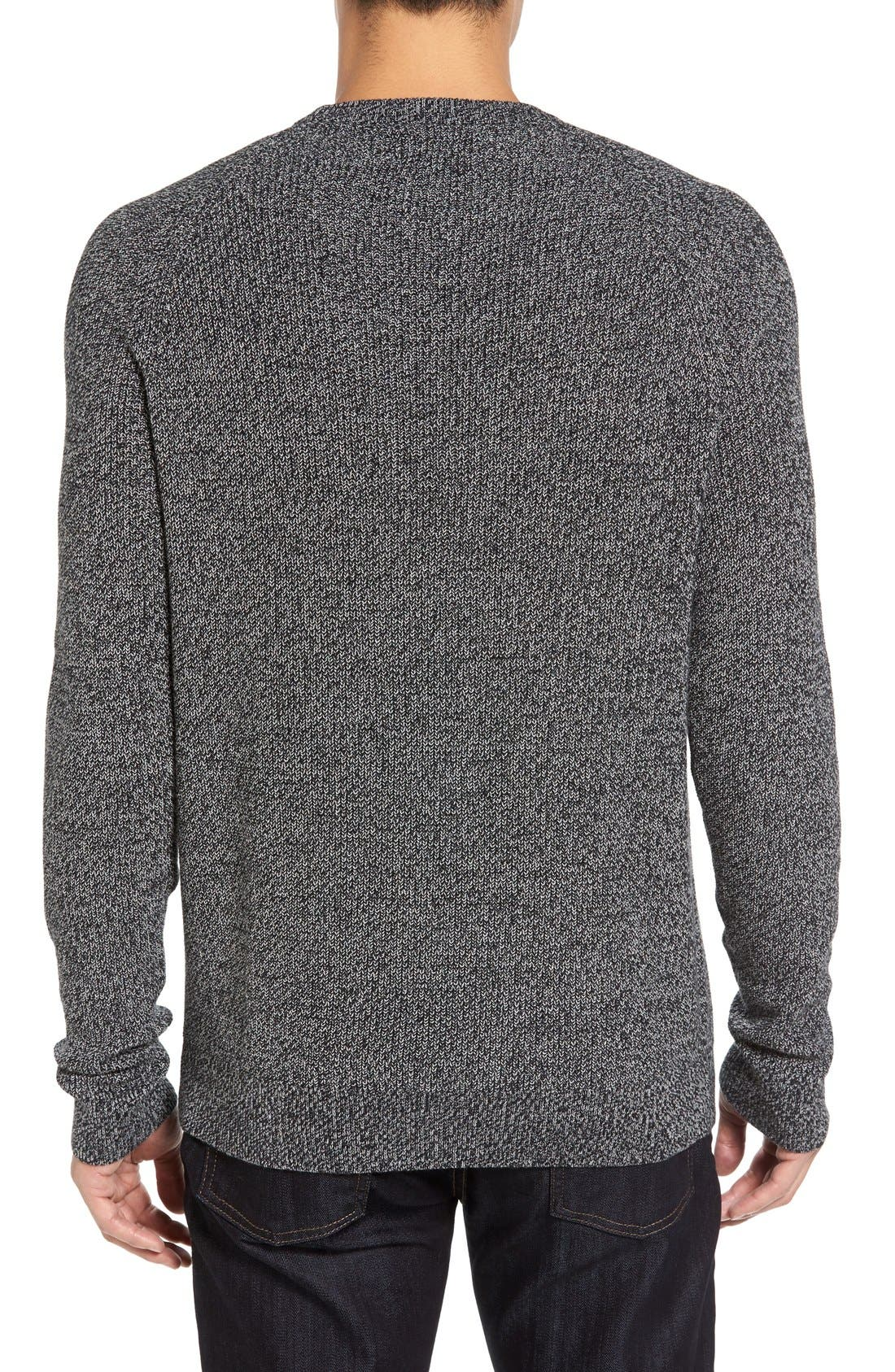 Crewneck Sweater,                             Alternate thumbnail 24, color,