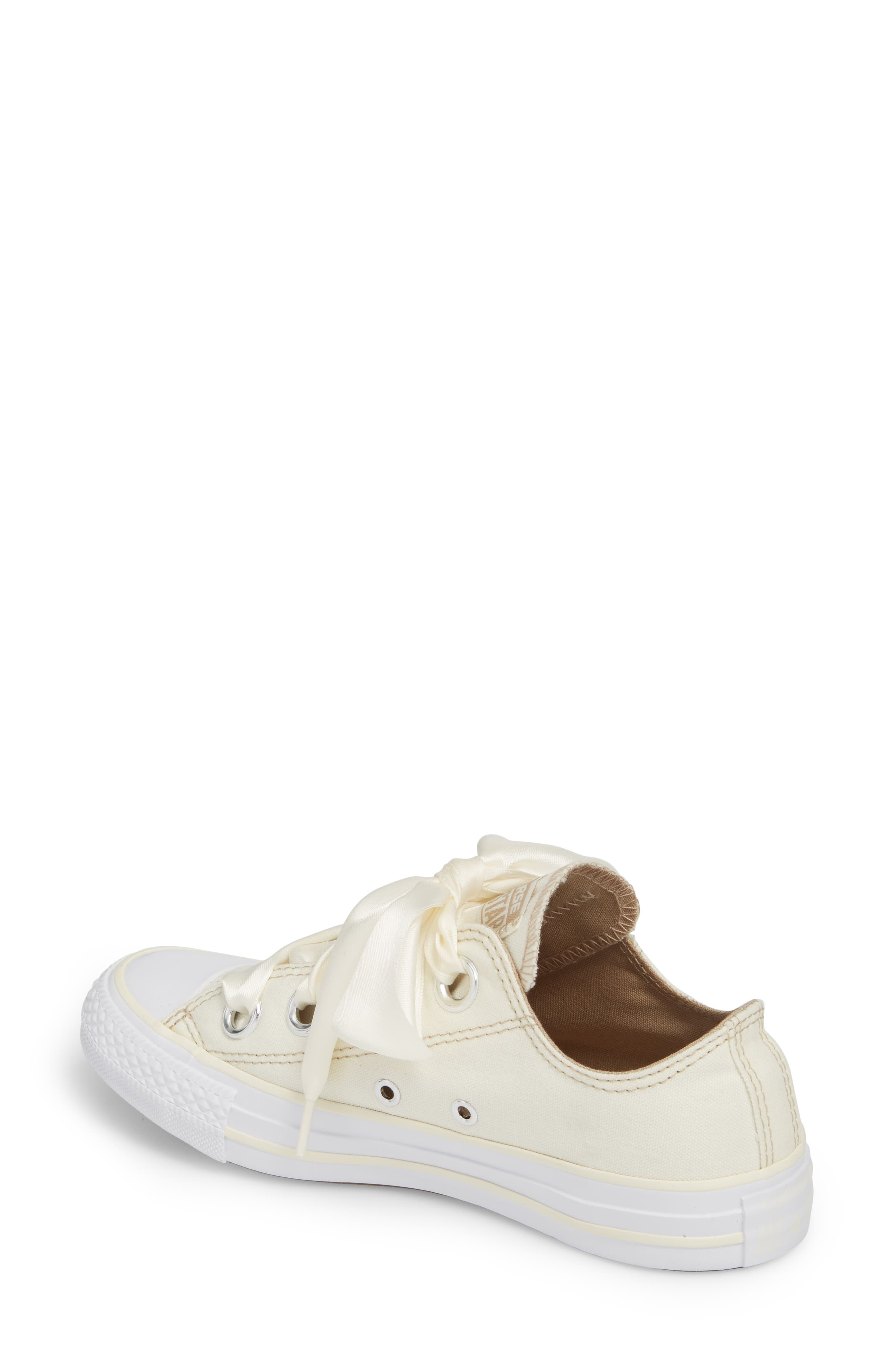 Chuck Taylor<sup>®</sup> All Star<sup>®</sup> Big Eyelet Ox Sneaker,                             Alternate thumbnail 6, color,