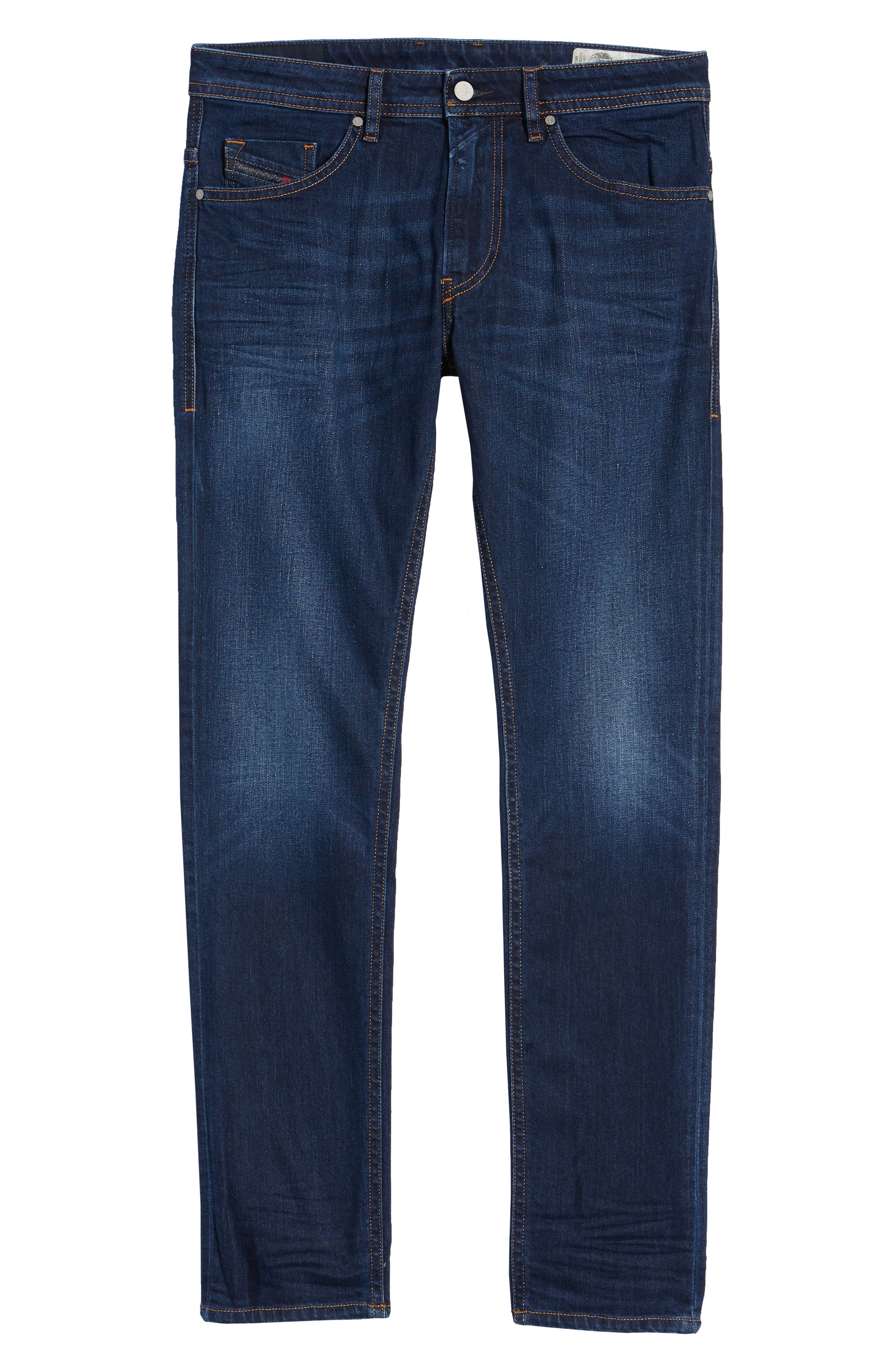 DIESEL<SUP>®</SUP>,                             Thommer Slim Fit Jeans,                             Alternate thumbnail 6, color,                             084VG