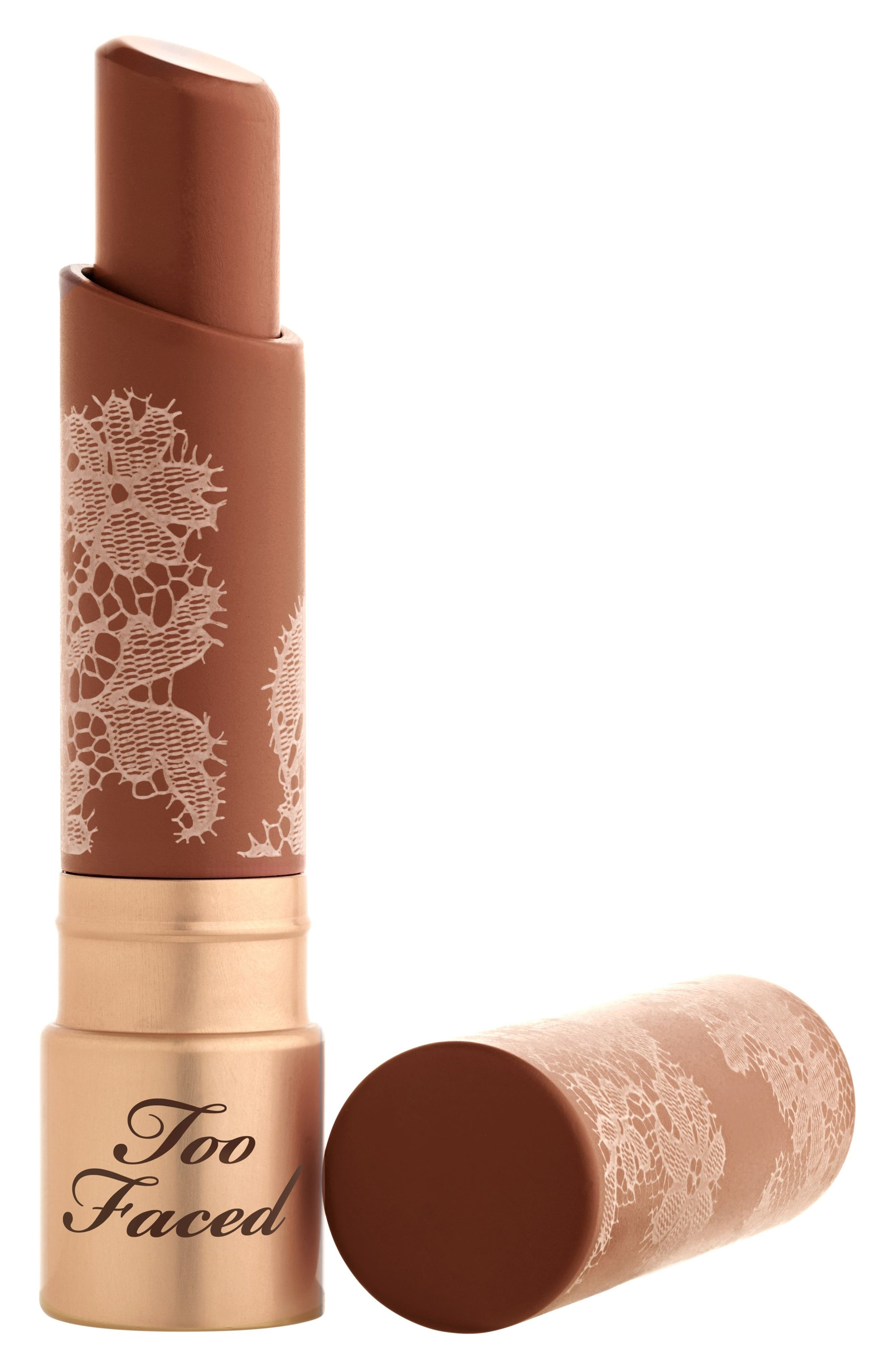 Natural Nudes Lipstick,                             Alternate thumbnail 2, color,                             NIP SLIP