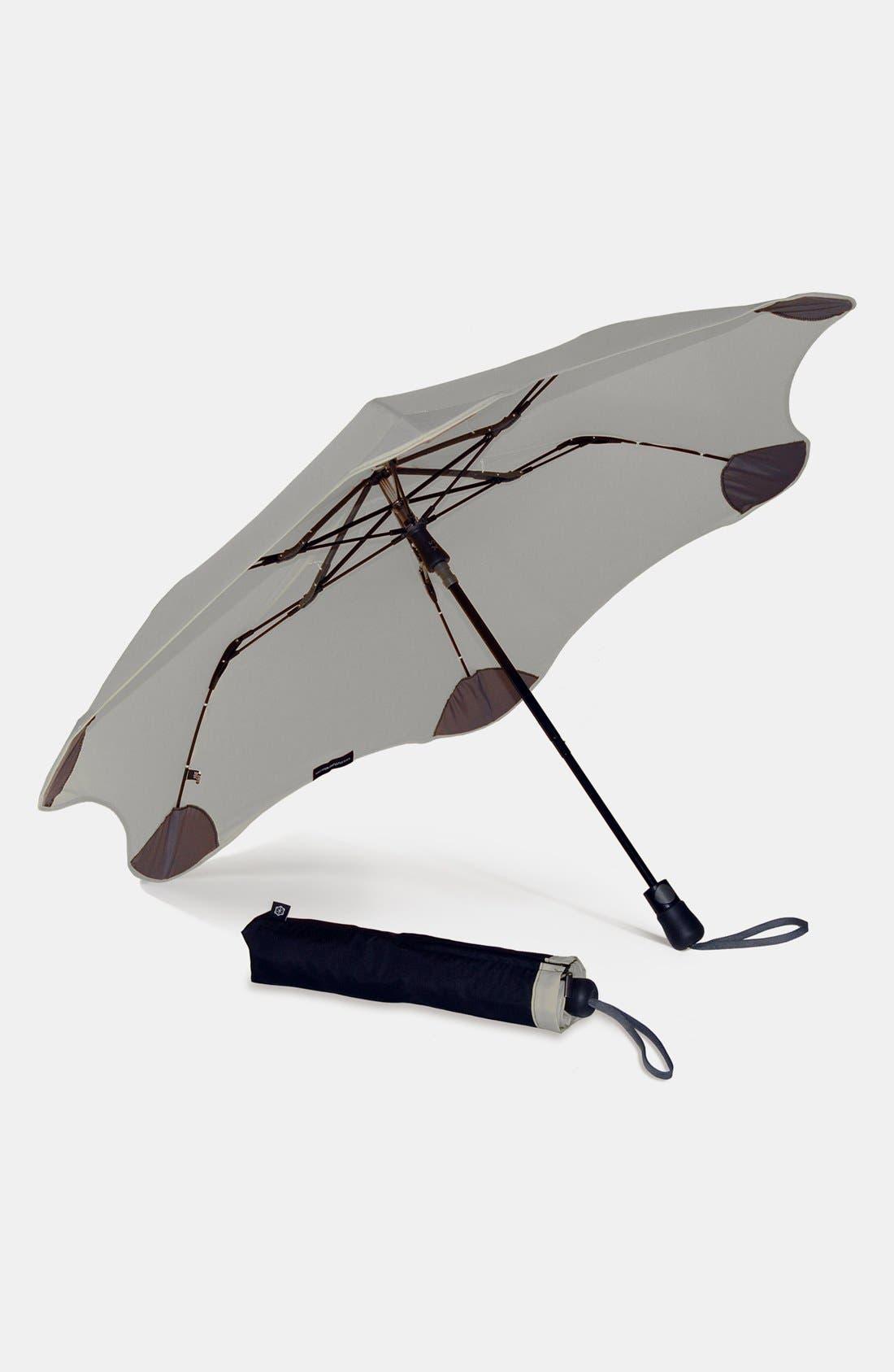 Metro Umbrella,                         Main,                         color, CHARCOAL