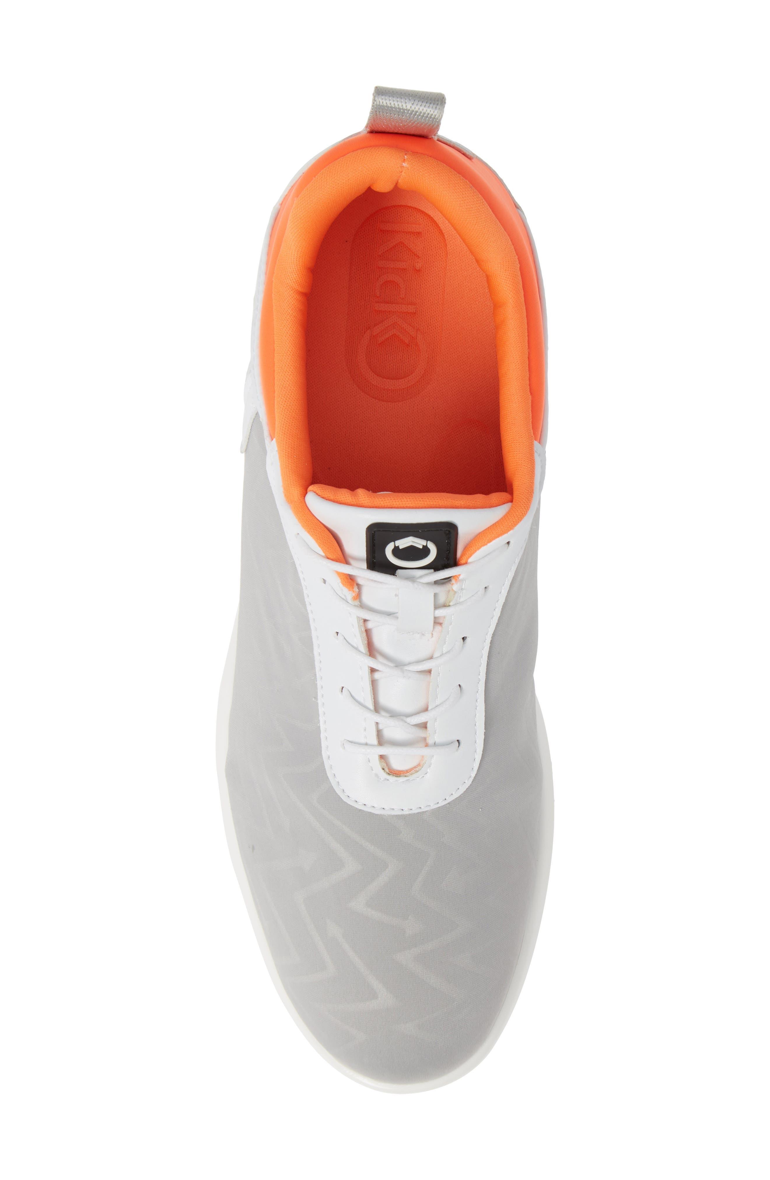 Vector Sneaker,                             Alternate thumbnail 5, color,                             GREY FABRIC