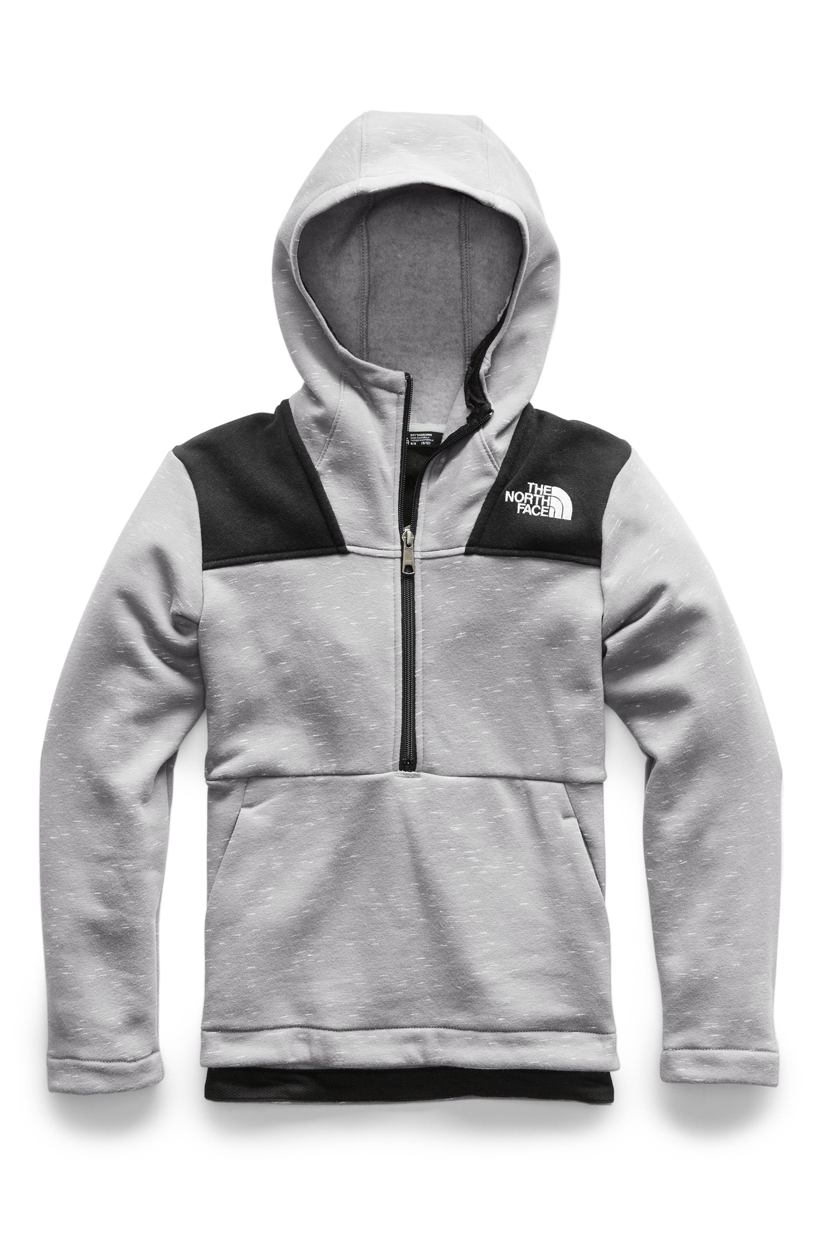 Linton Park Pullover Hoodie,                             Main thumbnail 1, color,                             MID GREY HEATHER