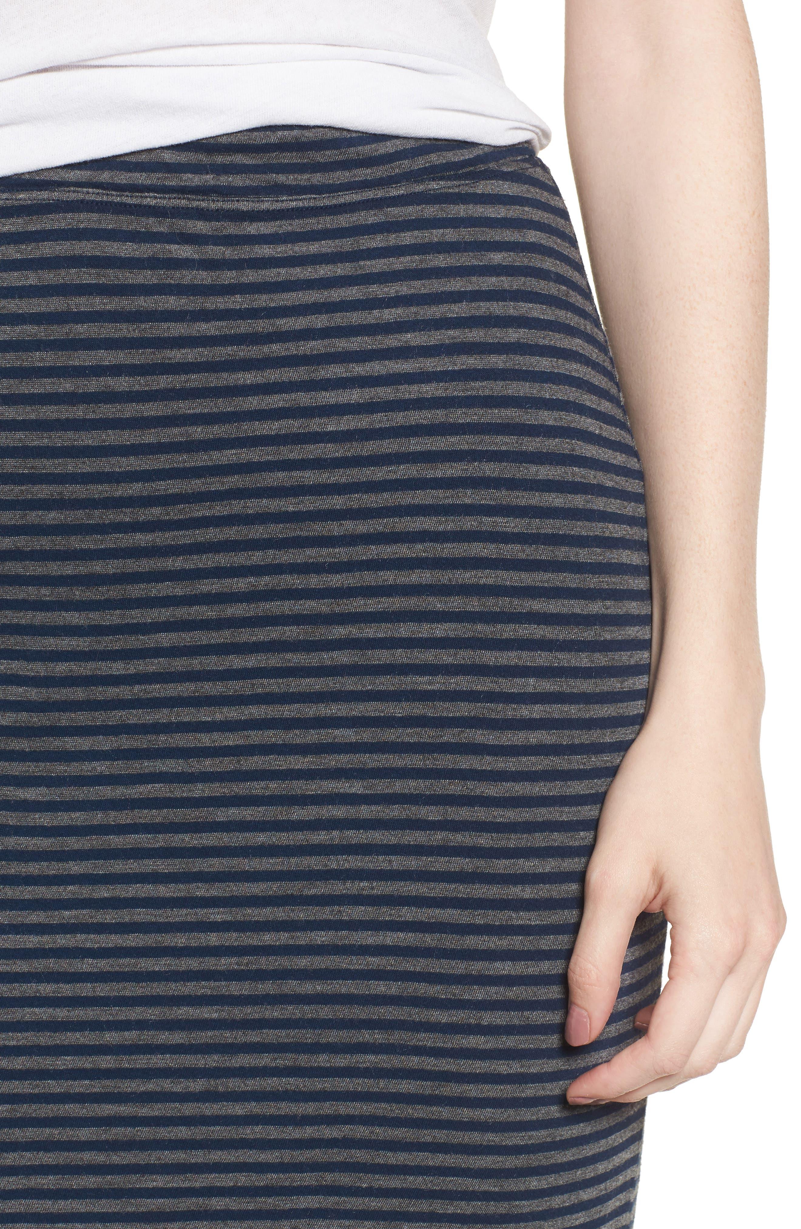 Asymmetrical Maxi Skirt,                             Alternate thumbnail 4, color,
