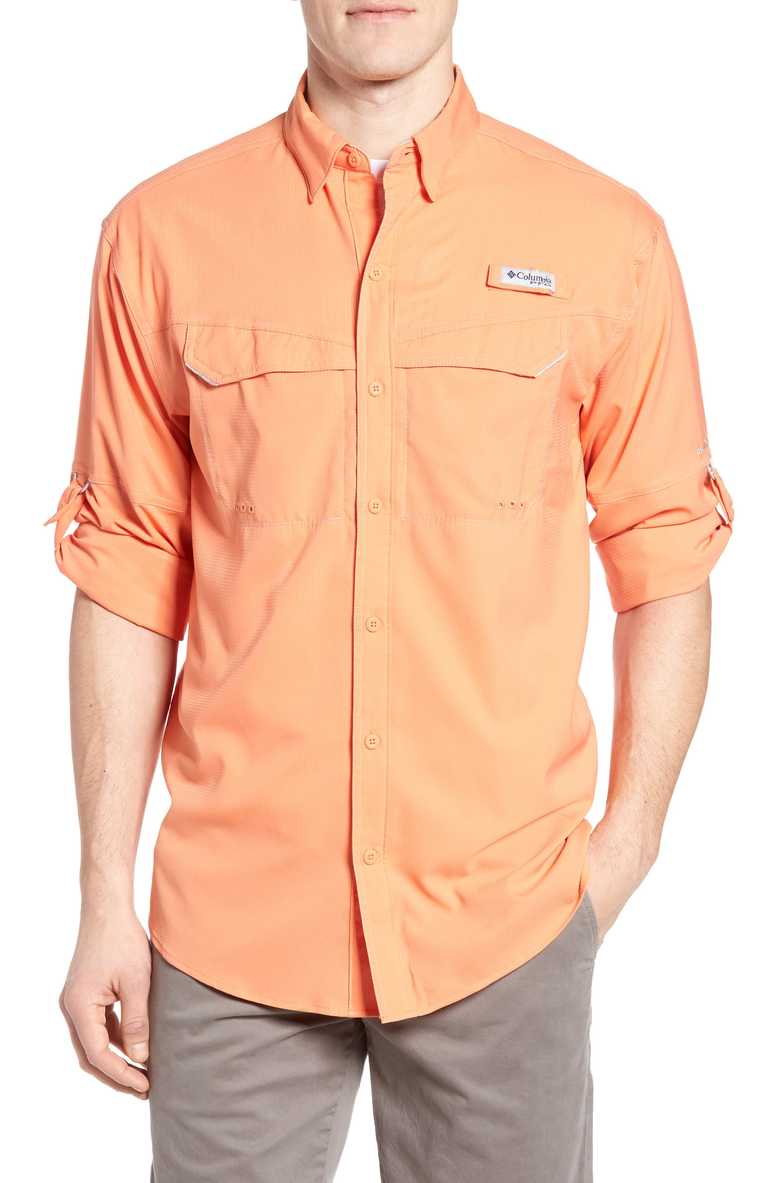 Low Drag Offshore Woven Shirt,                             Main thumbnail 11, color,