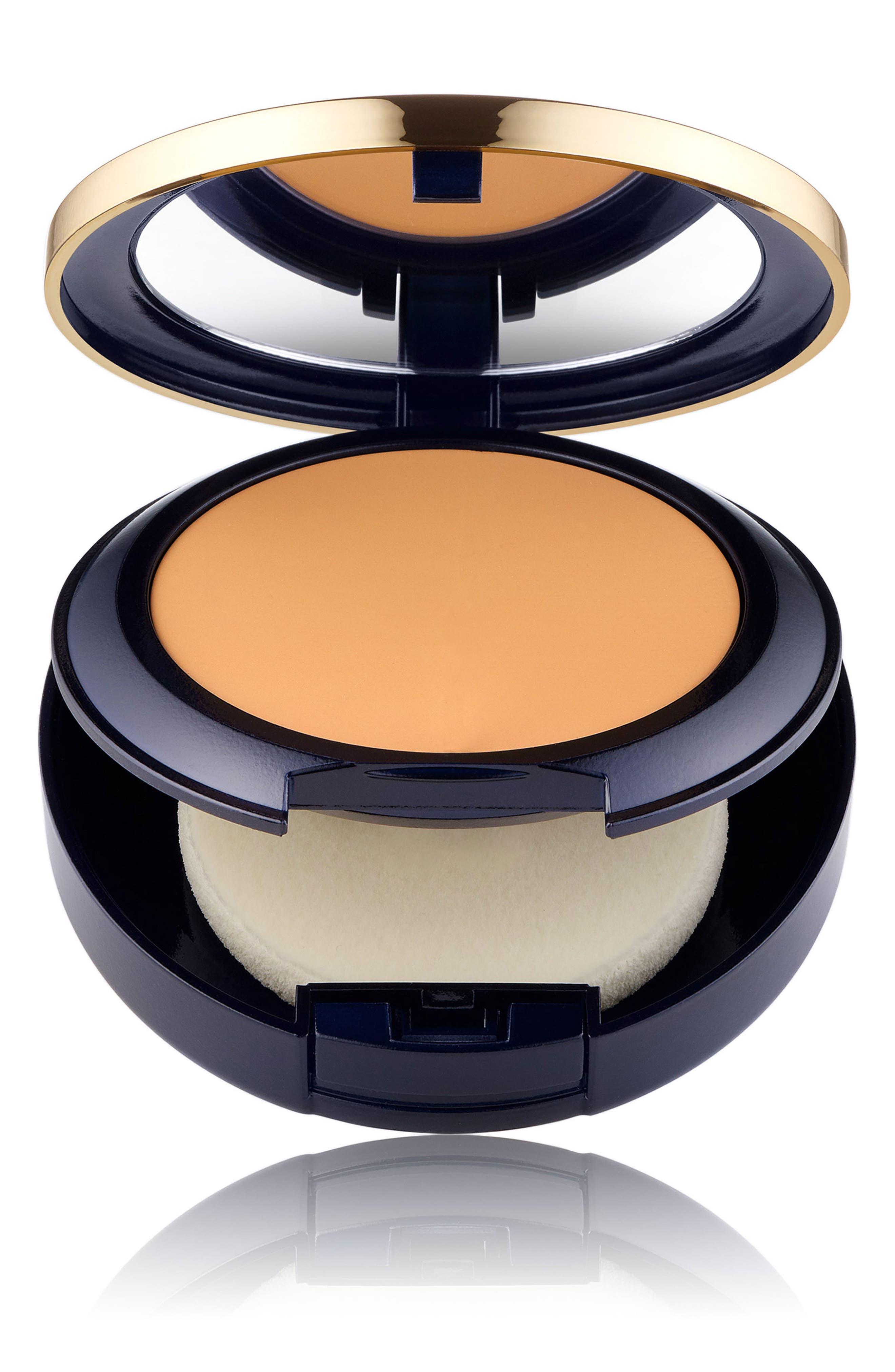 Estee Lauder Double Wear Stay In Place Matte Powder Foundation - 6W1 Sandalwood
