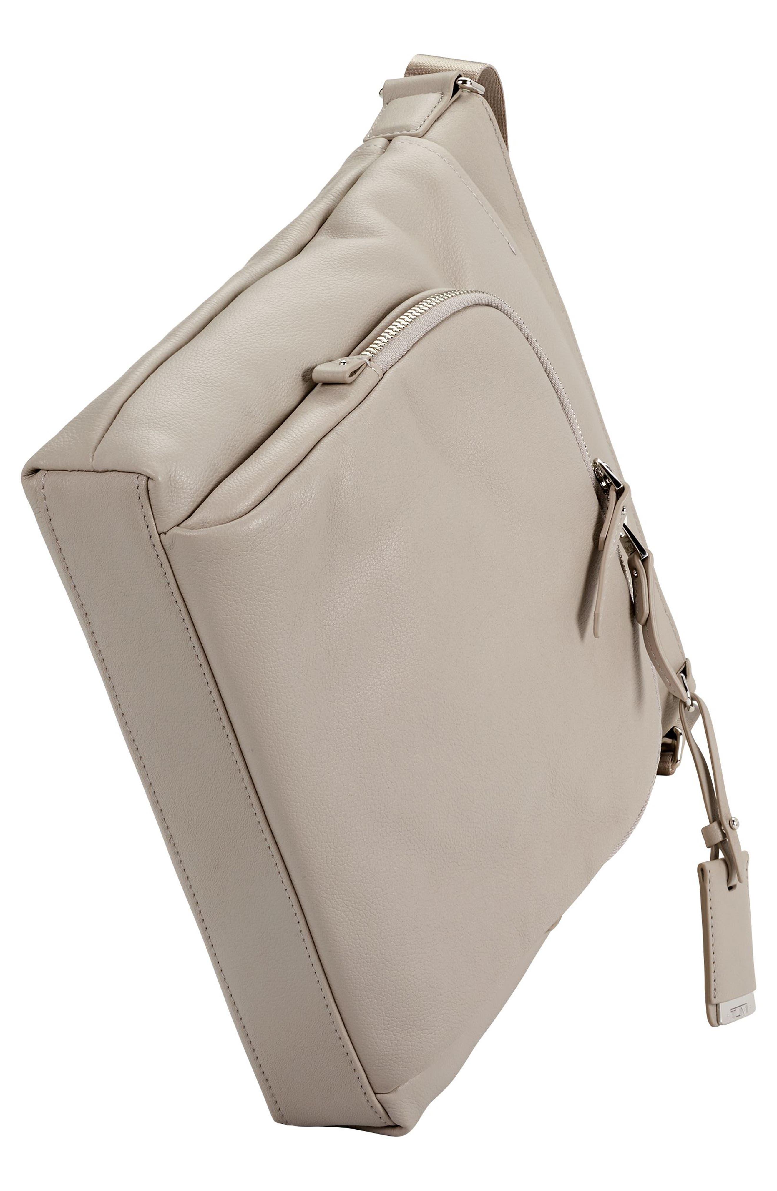 Voyageur - Capri Leather Crossbody Bag,                             Alternate thumbnail 14, color,