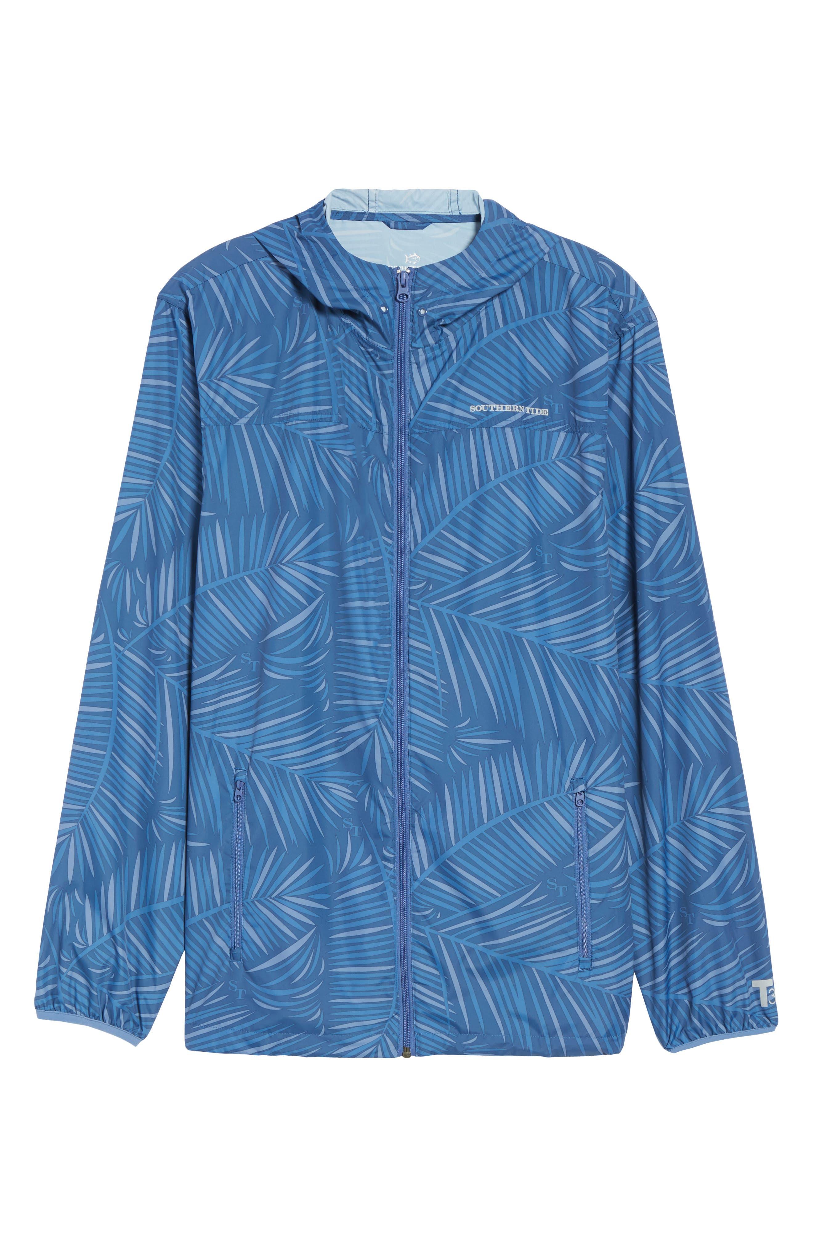 Pelican Peak Full Zip Hooded Jacket,                             Alternate thumbnail 5, color,                             425